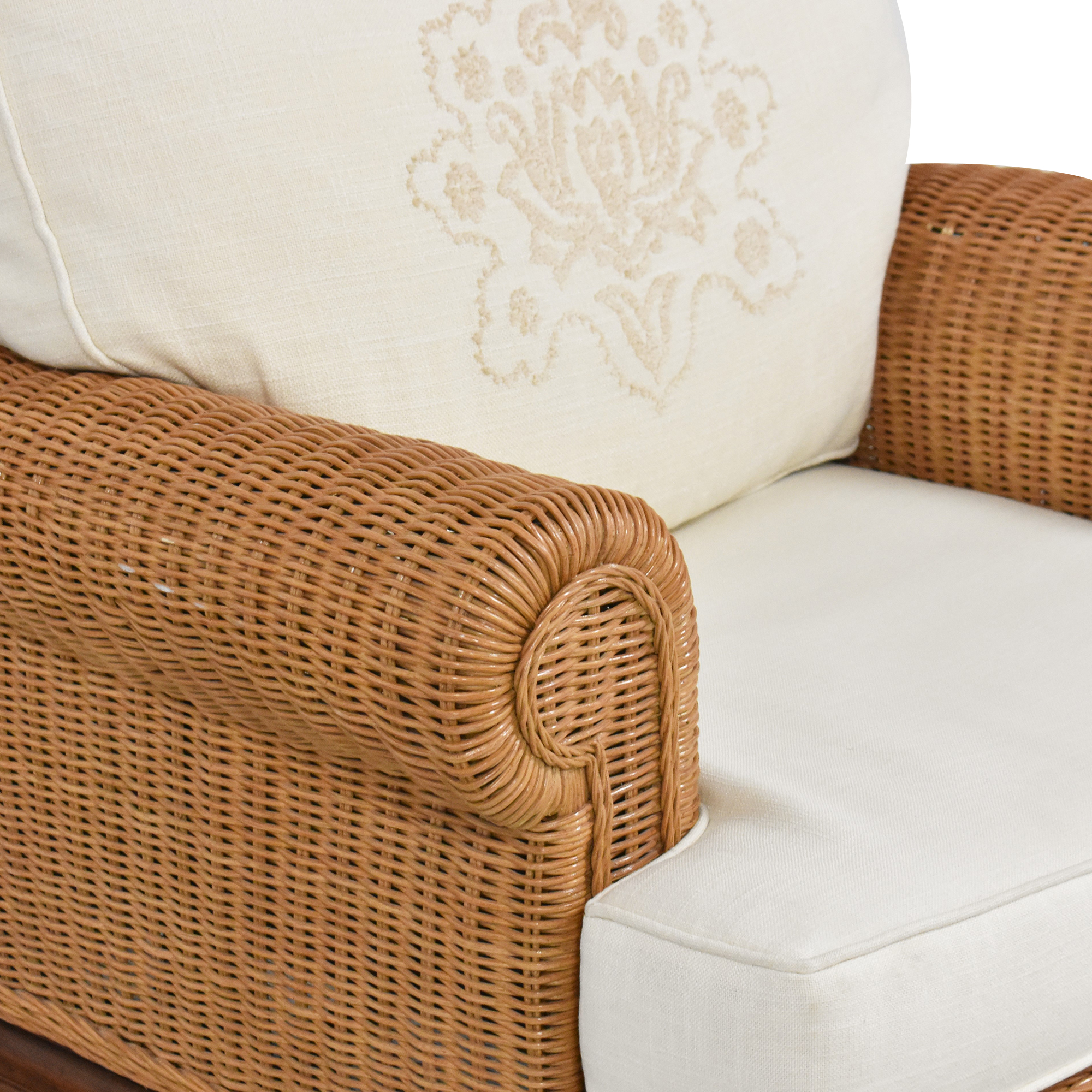 buy Henry Link Roll Arm Lounge Chair Henry Link Chairs