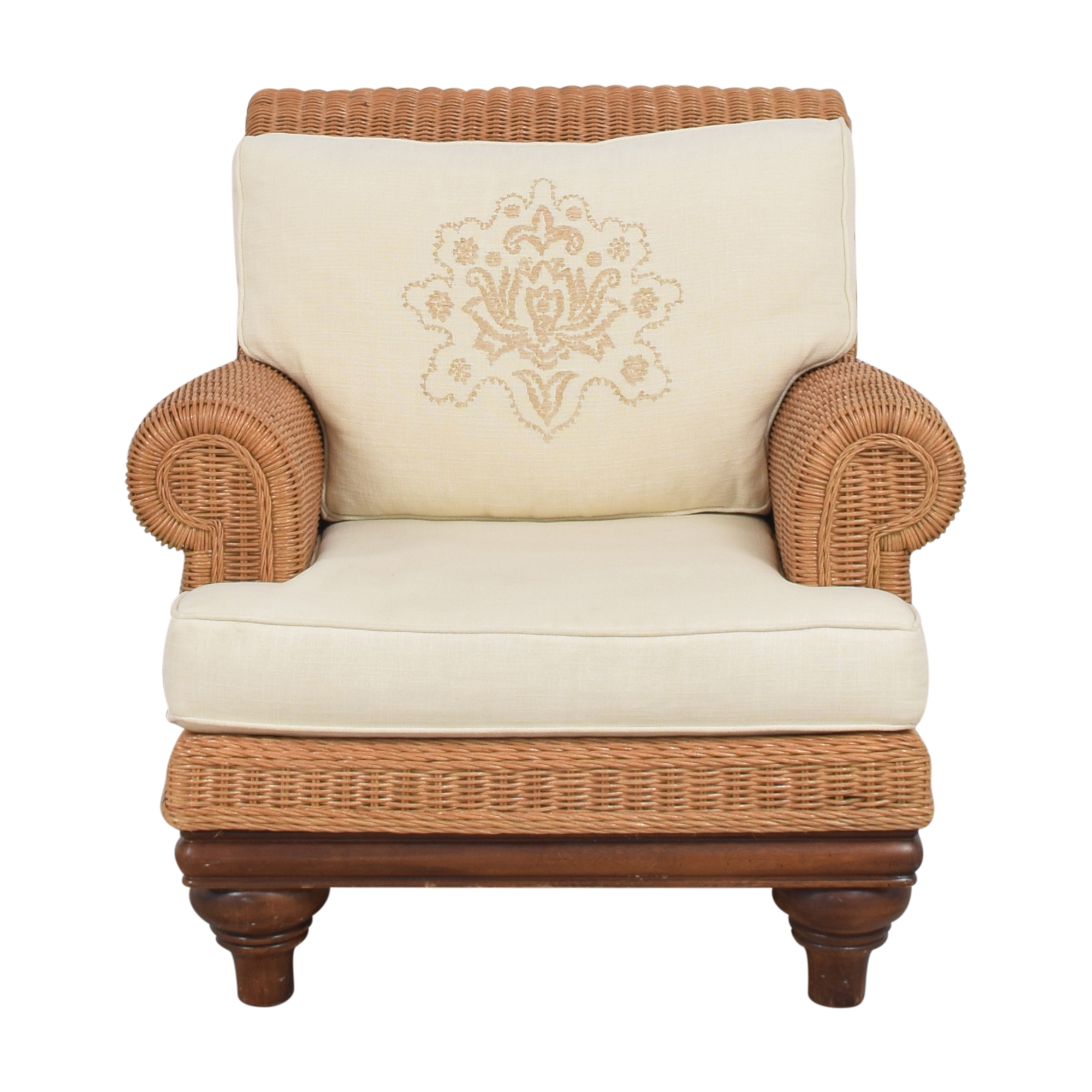 Henry Link Henry Link Roll Arm Lounge Chair ma