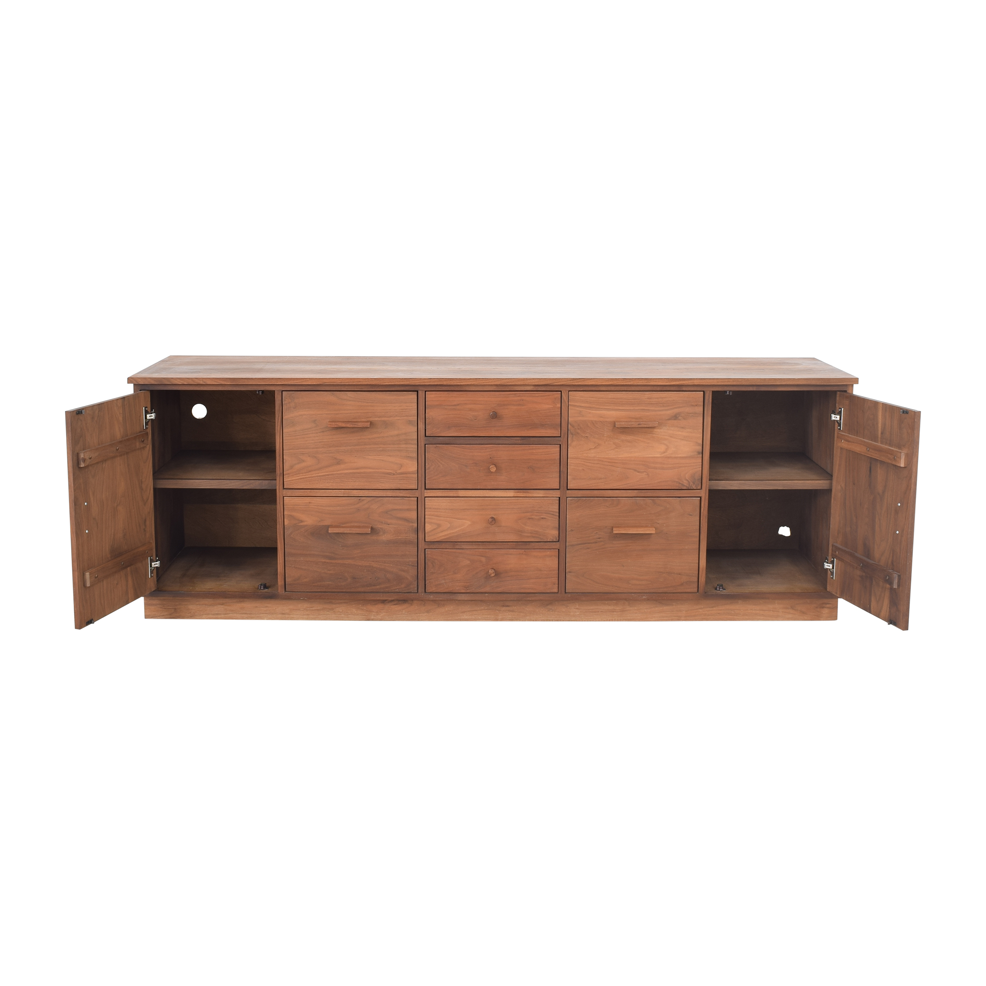 Room & Board Room & Board Linear File Cabinet Credenza discount