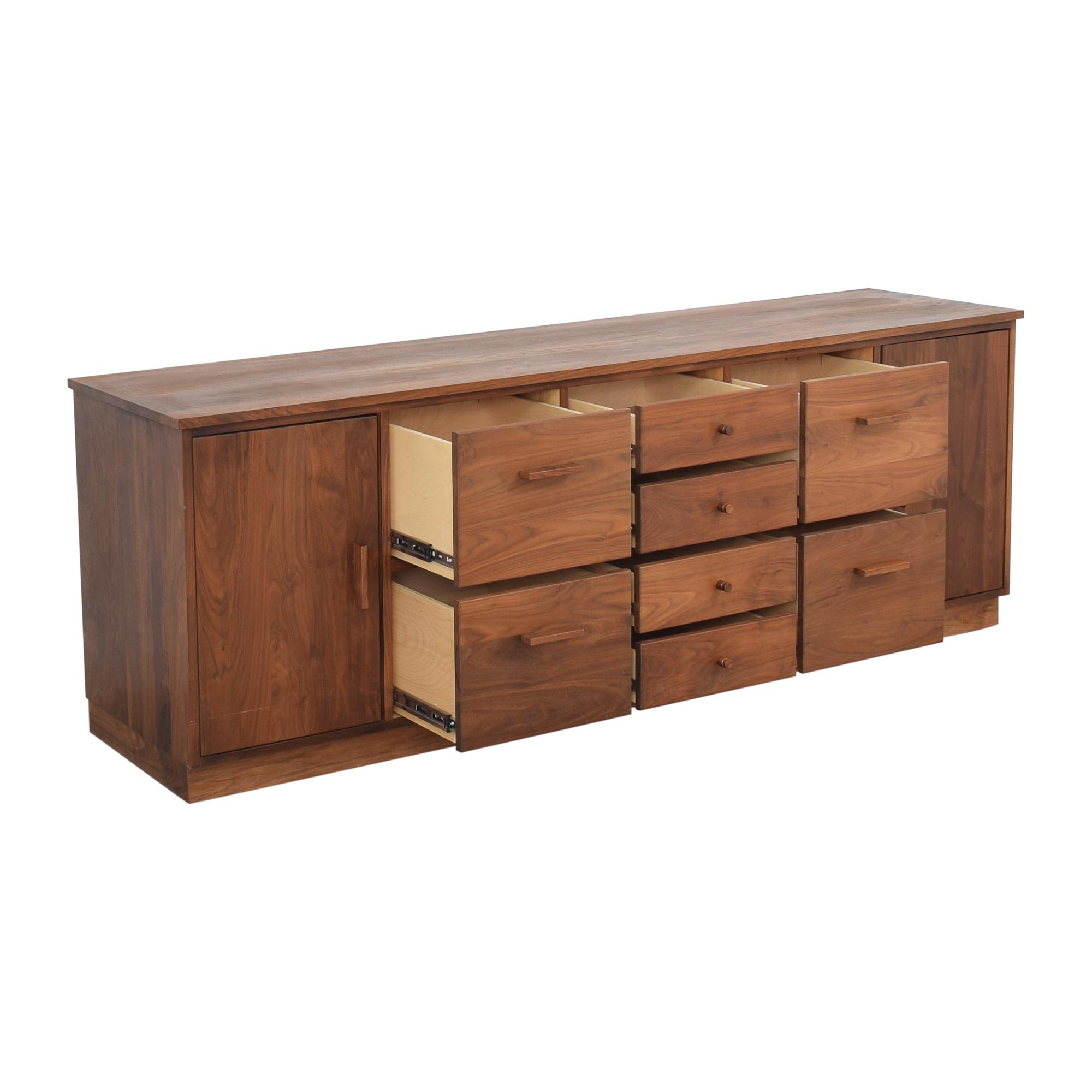 Room & Board Linear File Cabinet Credenza Room & Board