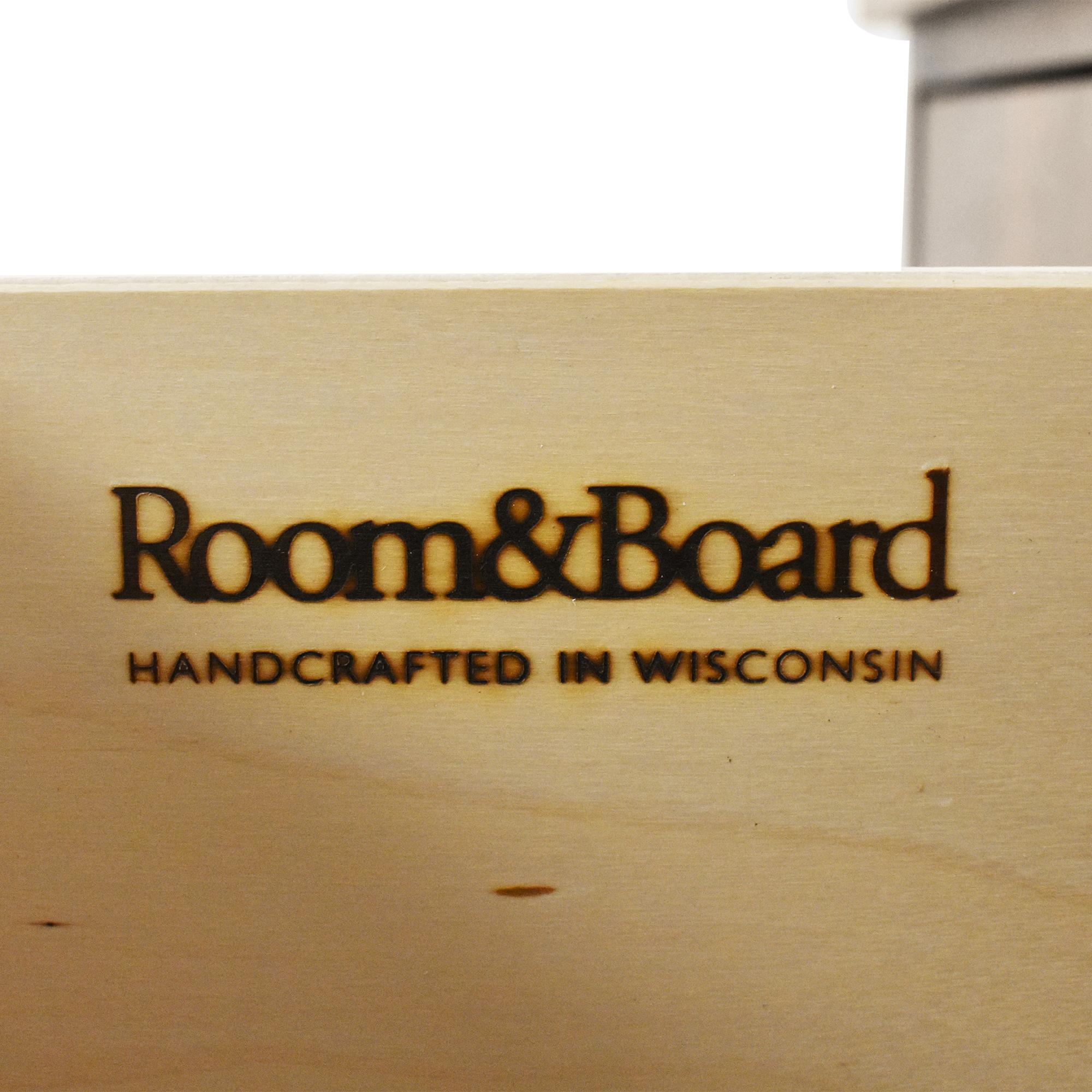 Room & Board Room & Board Linear File Cabinet Credenza brown