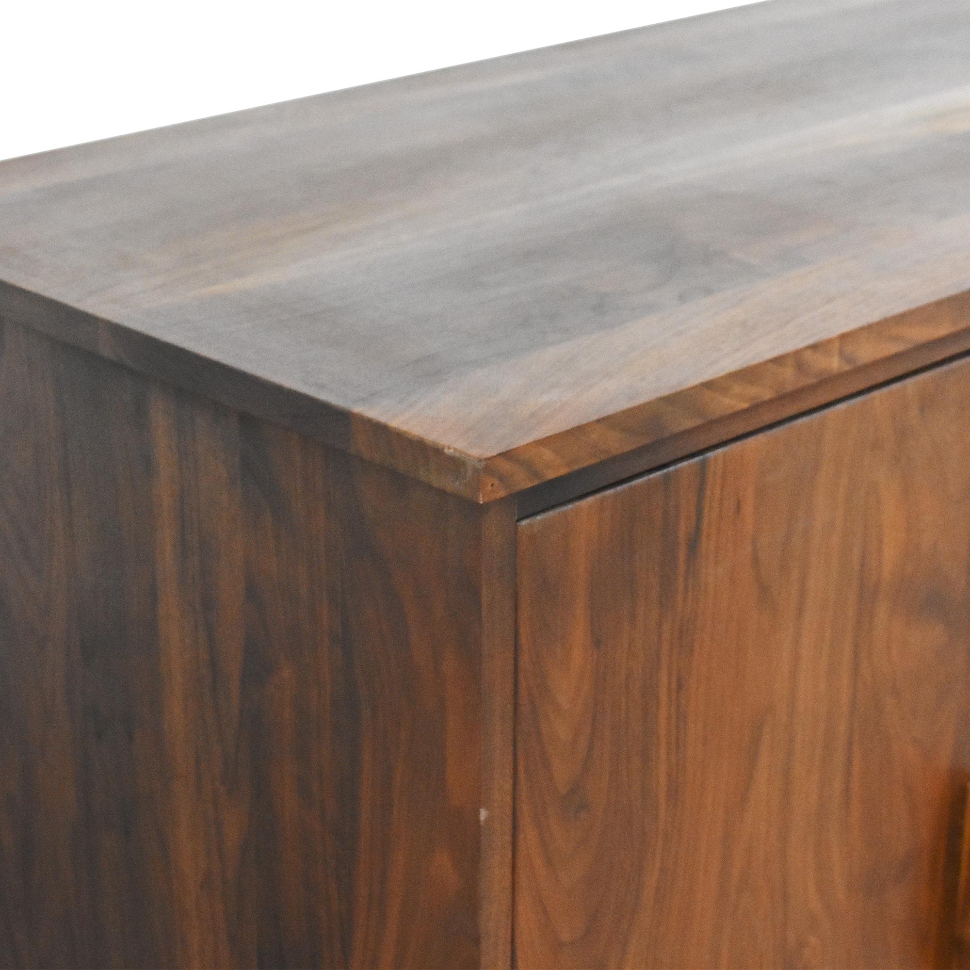 Room & Board Room & Board Linear File Cabinet Credenza nj