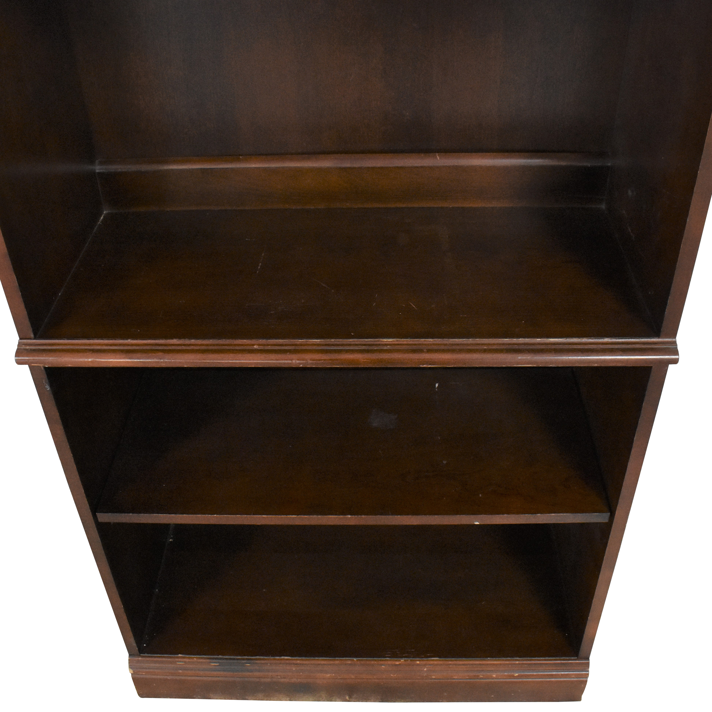 shop Hooker Furniture Tall Bookcase Hooker Furniture Bookcases & Shelving