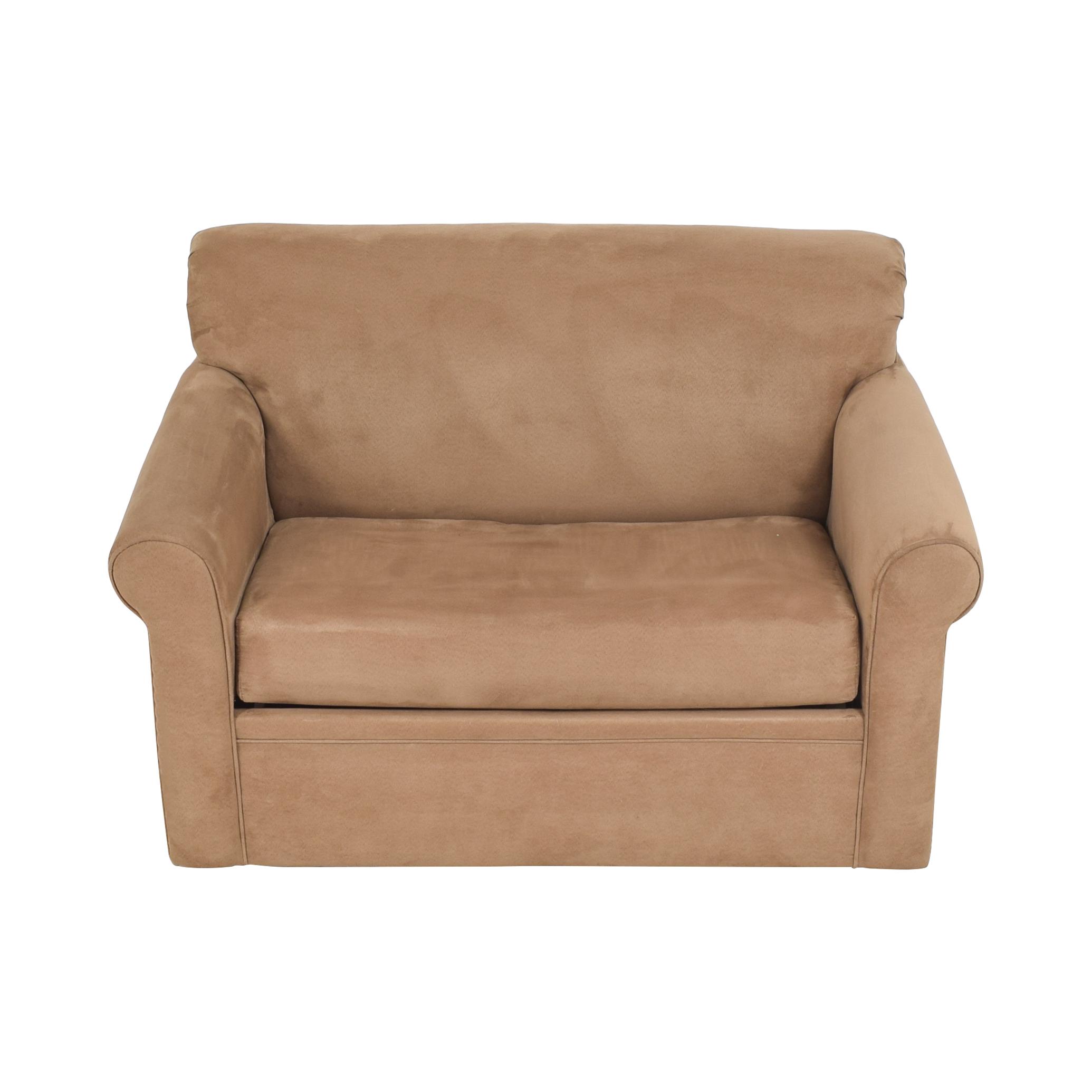 Overnight Sofa Overnight Sofa Sleeper Chair tan