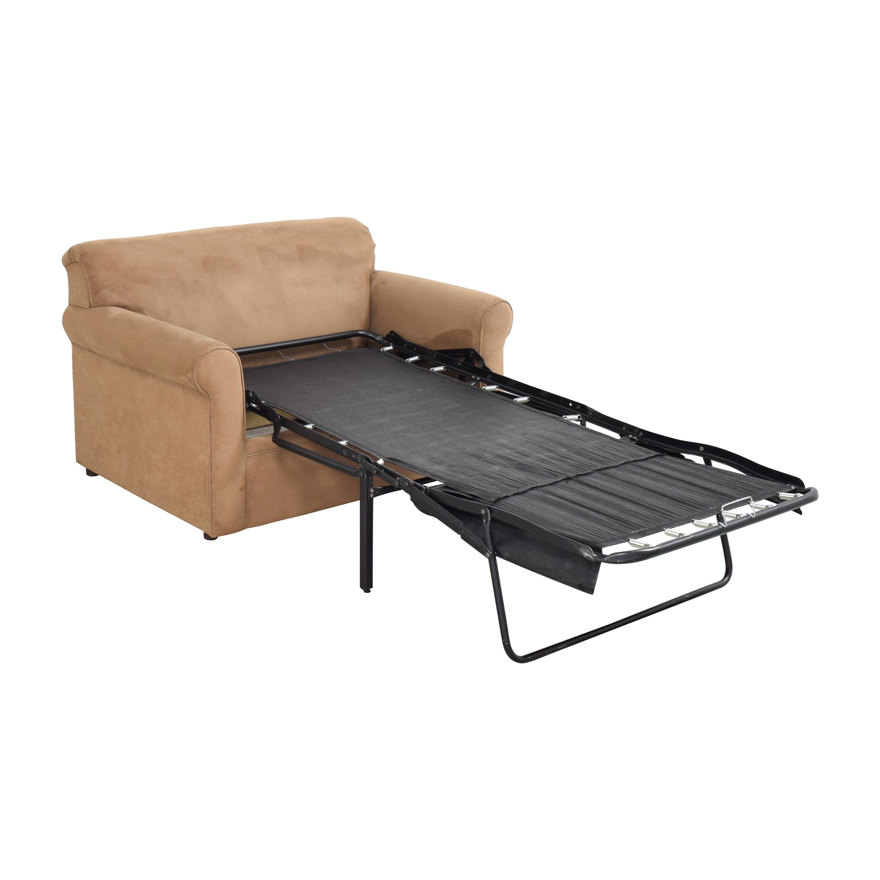 Overnight Sofa Sleeper Chair sale