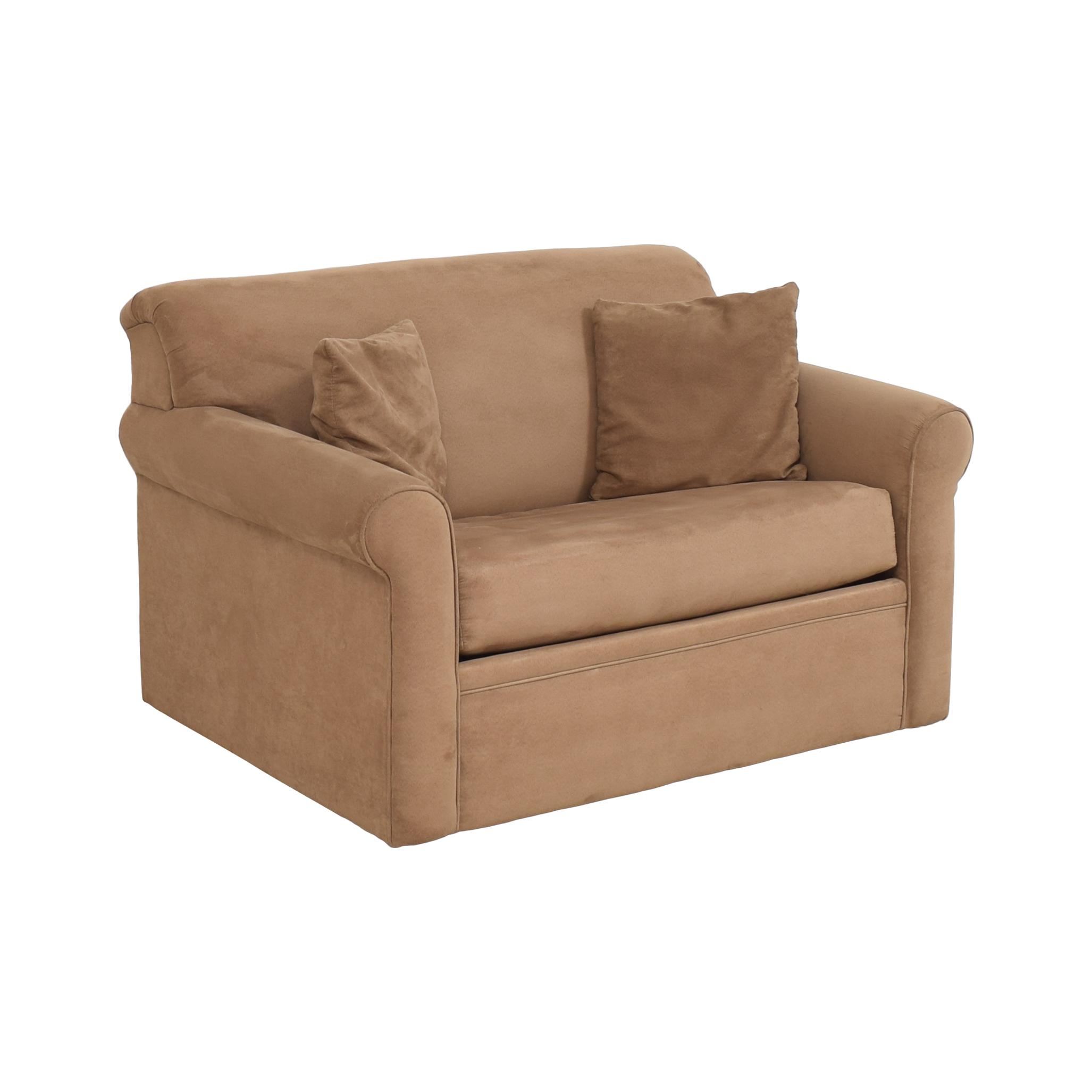Overnight Sofa Overnight Sofa Sleeper Chair dimensions