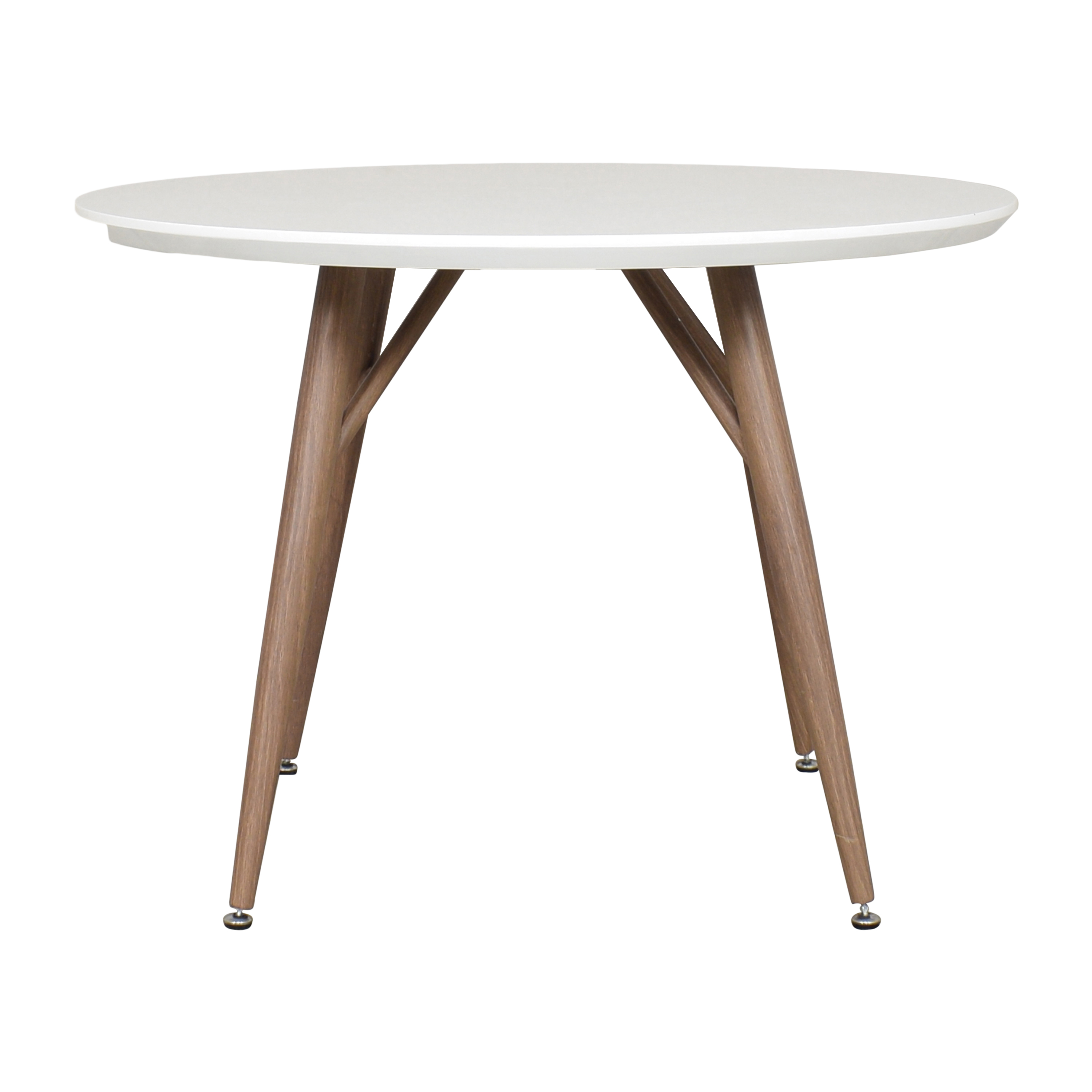 Round Modern Dining Table price