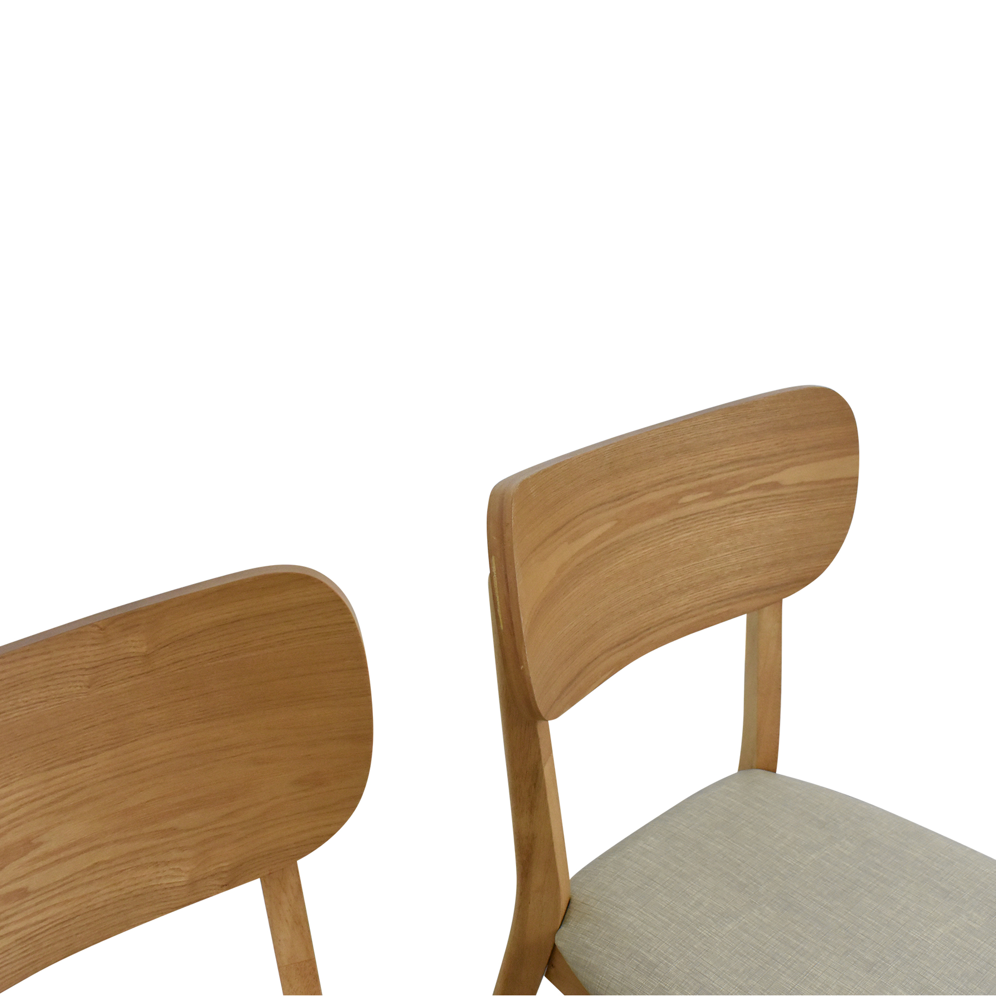 Mid-Century Modern Style Dining Chairs