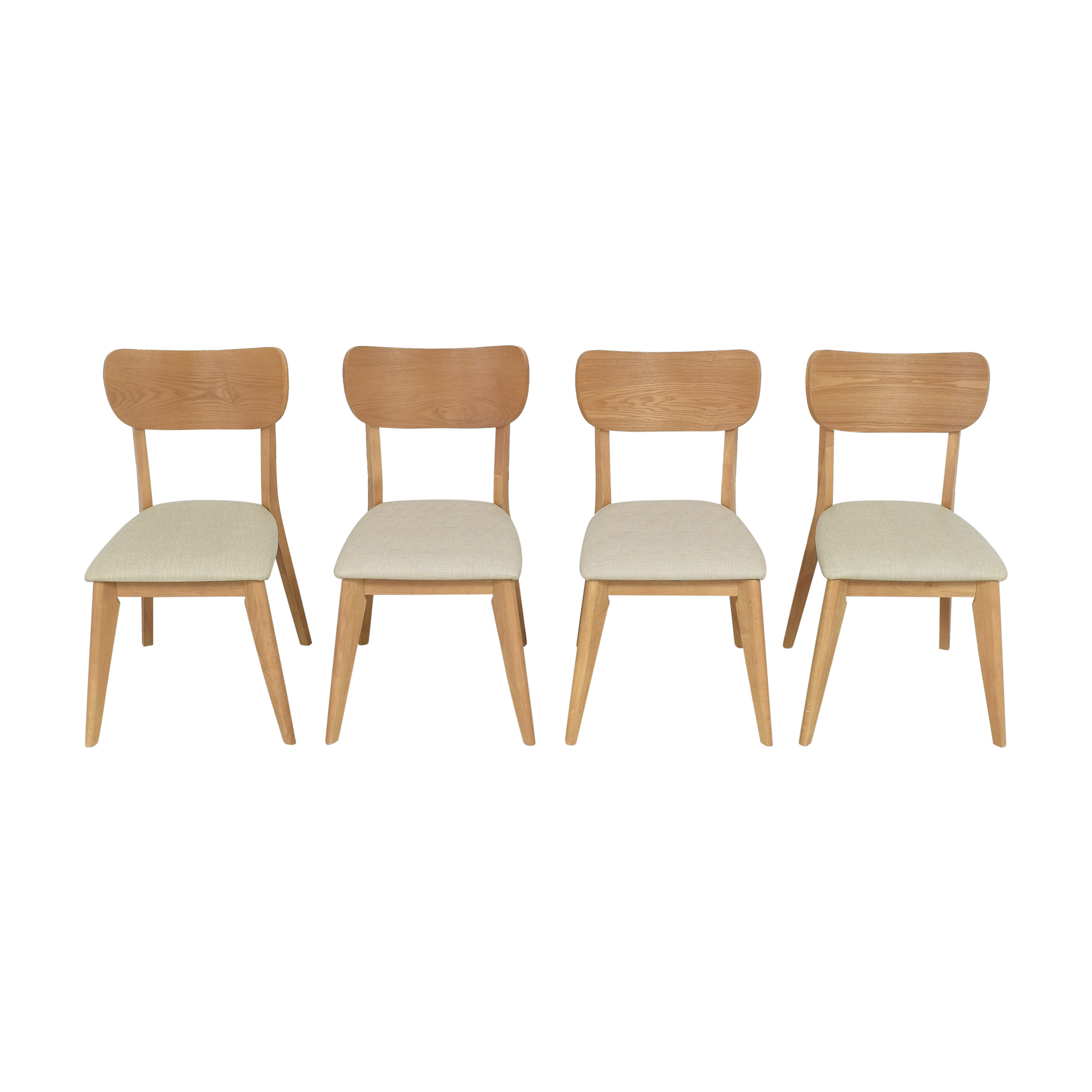 Mid-Century Modern Style Dining Chairs / Dining Chairs