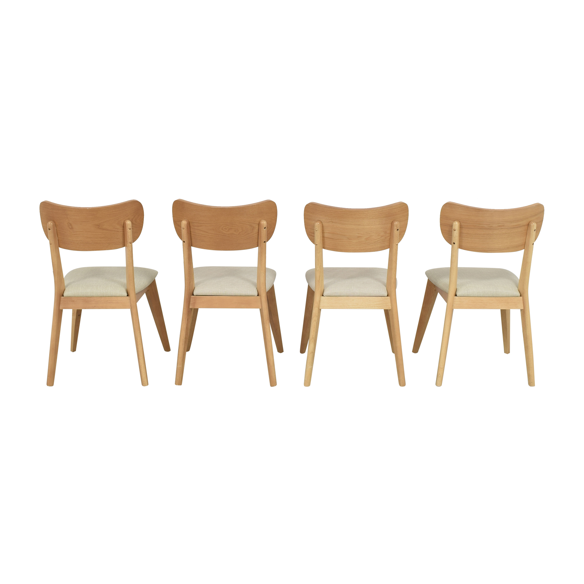 shop Mid-Century Modern Style Dining Chairs