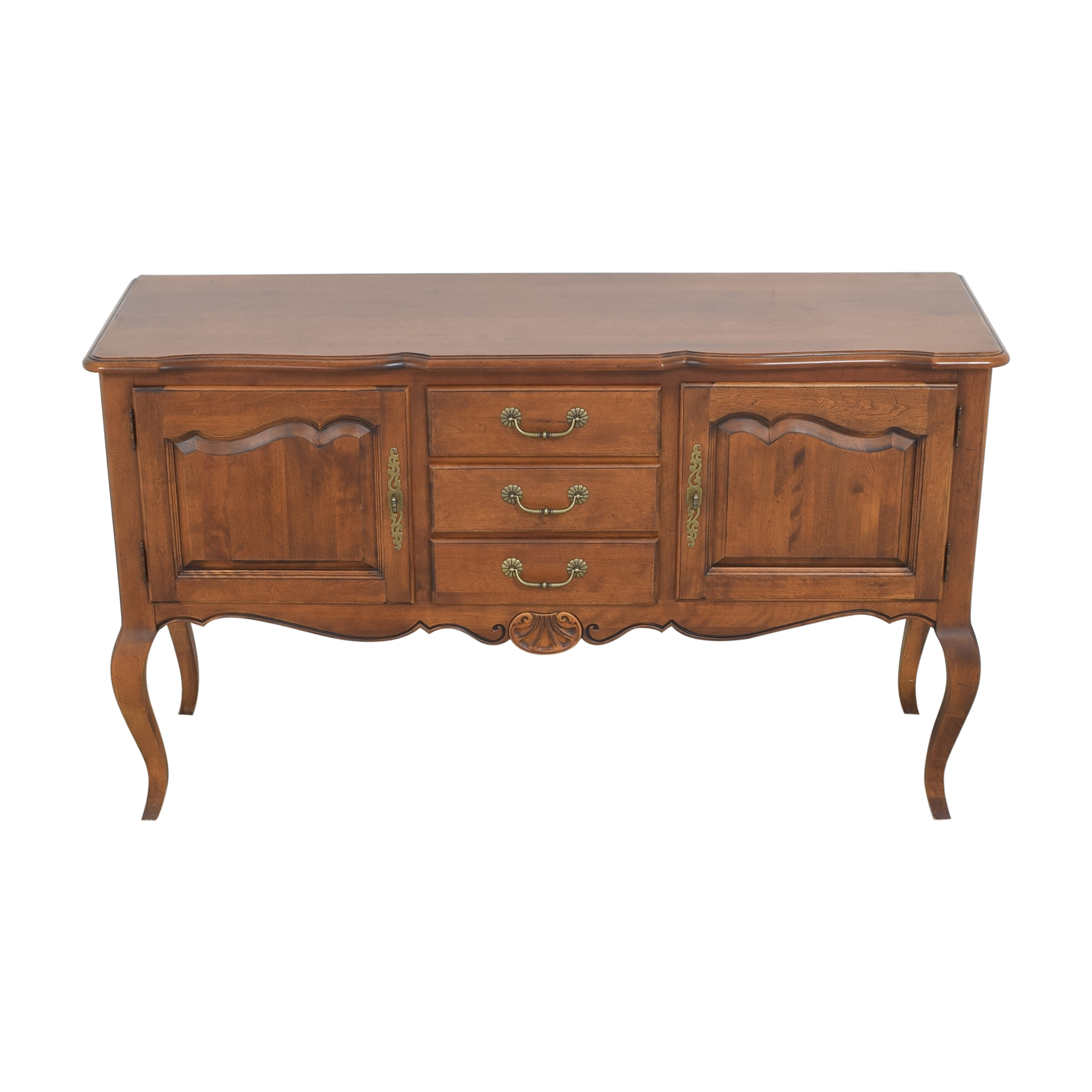buy Ethan Allen Country French Sideboard Ethan Allen Cabinets & Sideboards