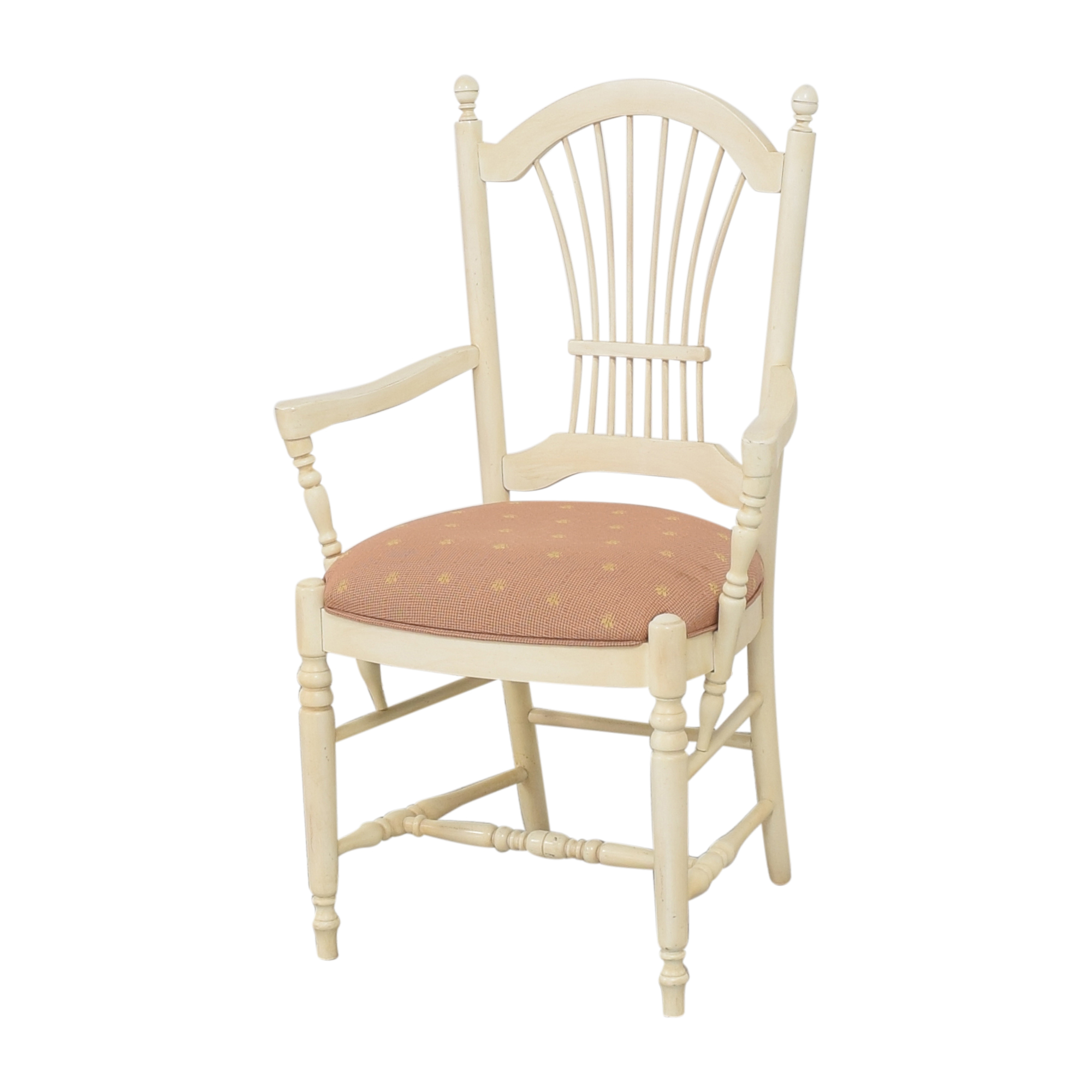 Ethan Allen Ethan Allen Country French Dining Arm Chairs on sale