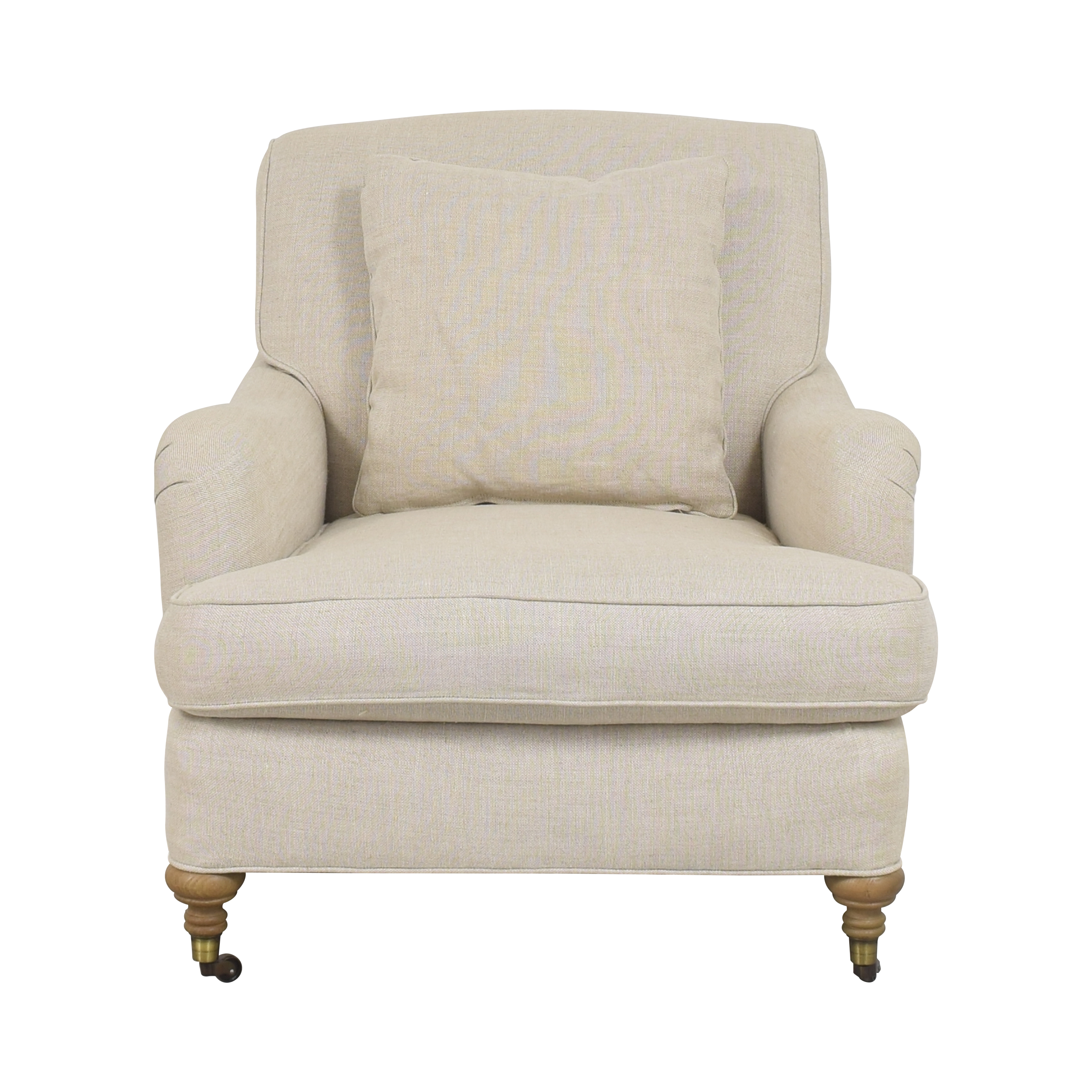 buy Restoration Hardware Barclay Chair Restoration Hardware Accent Chairs