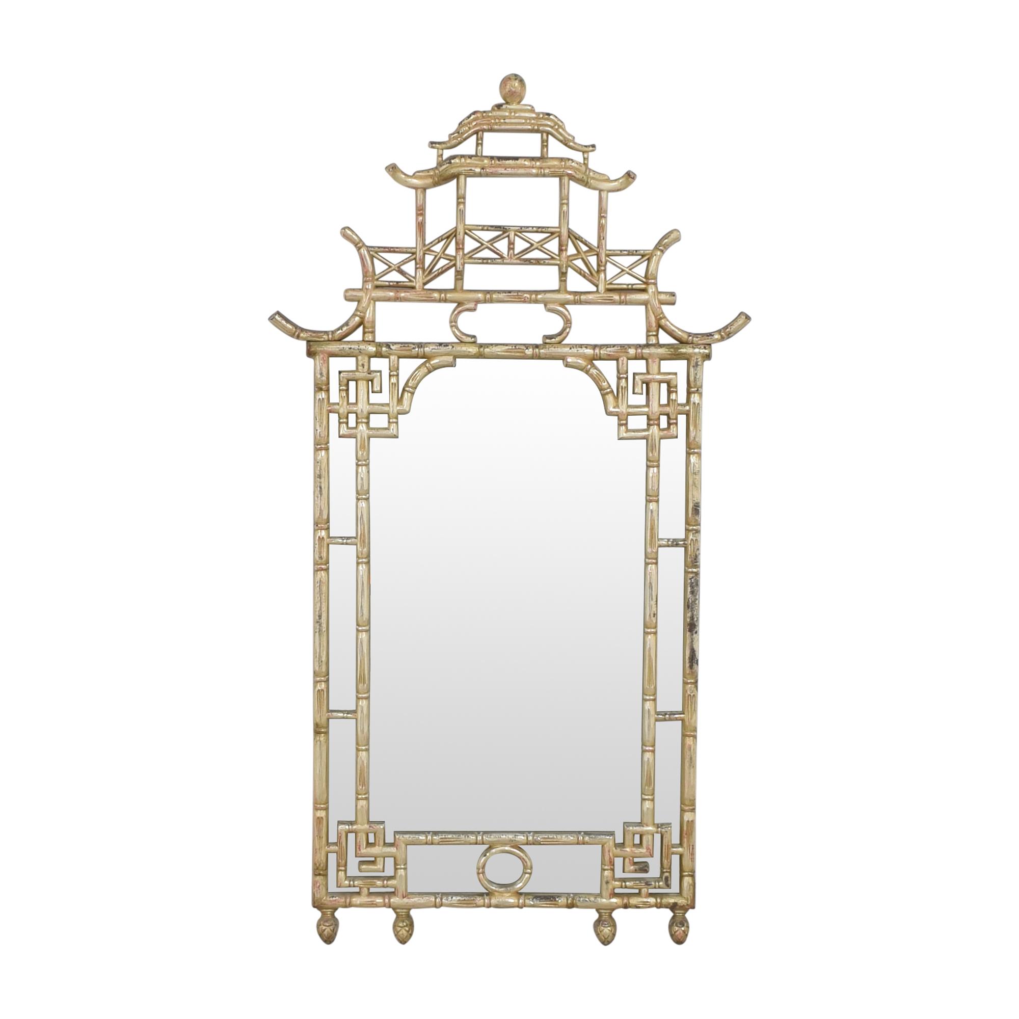 Turner Bamboo-Style Mirror sale