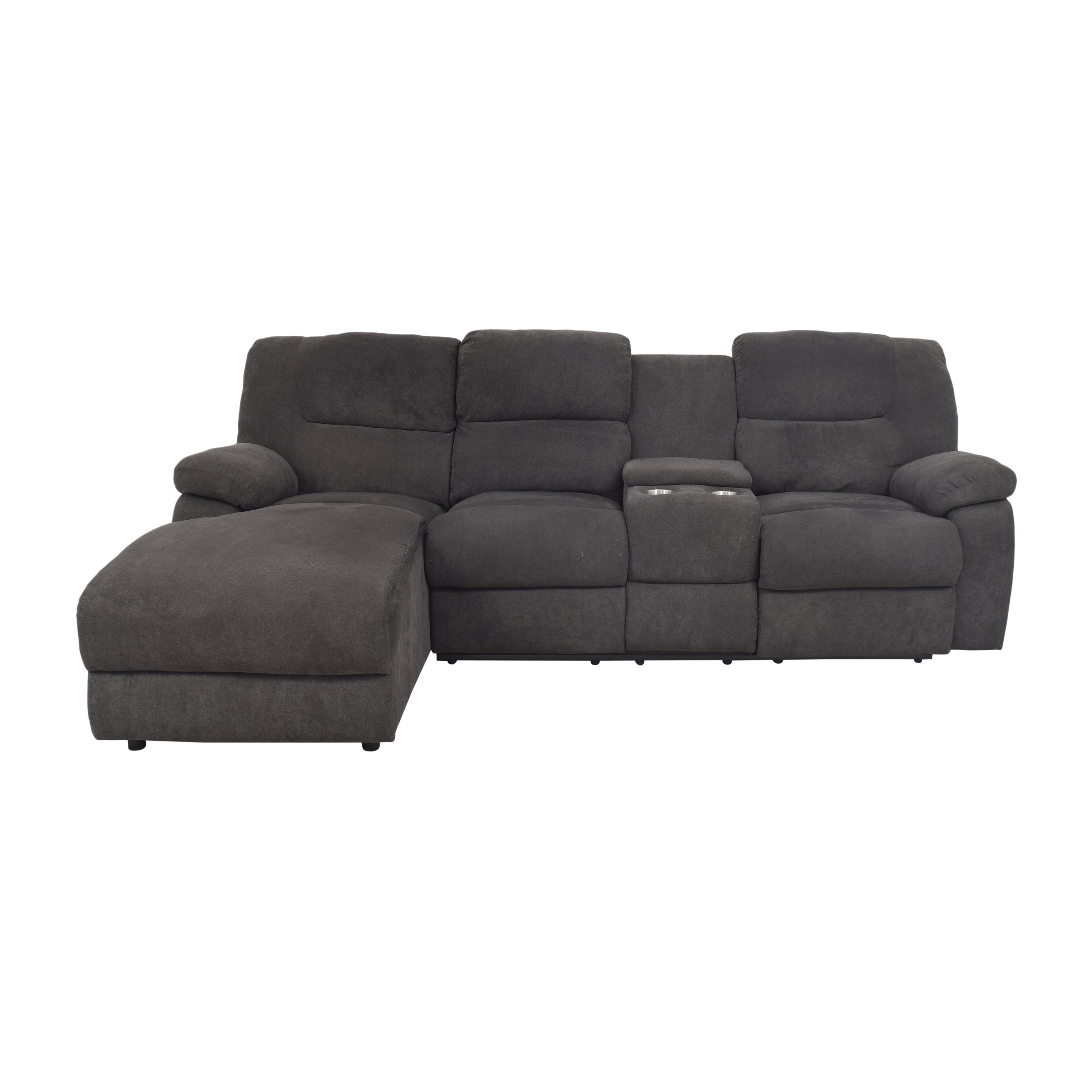Wayfair Wayfair Wiss Reclining Chaise Sectional Sofa price