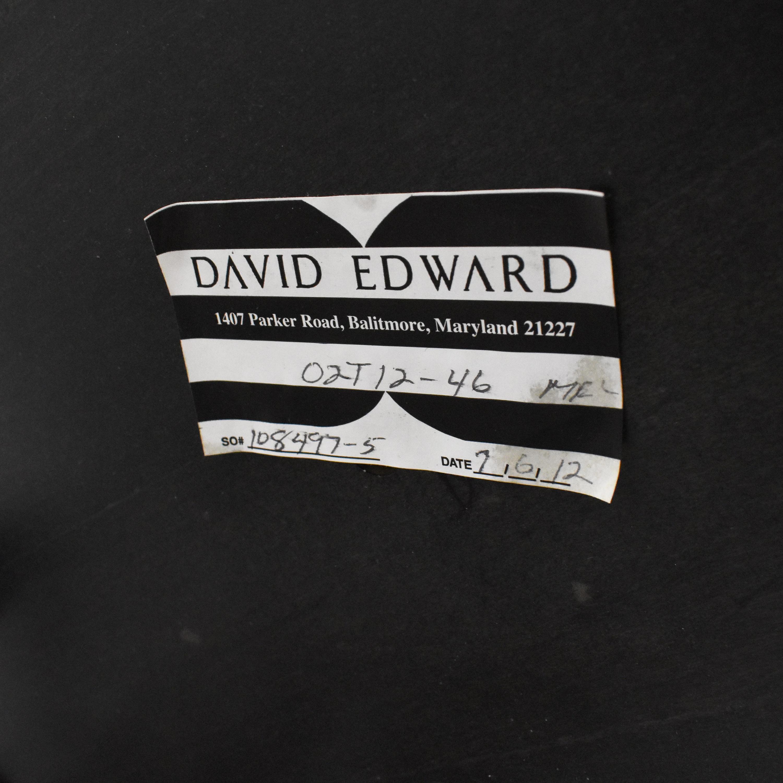 David Edward David Edward Gotham End Tables ct