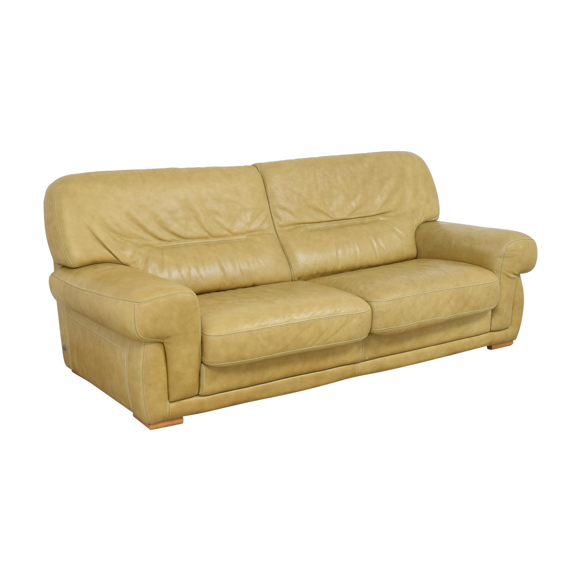 shop Formitalia Two Cushion Sofa Formitalia