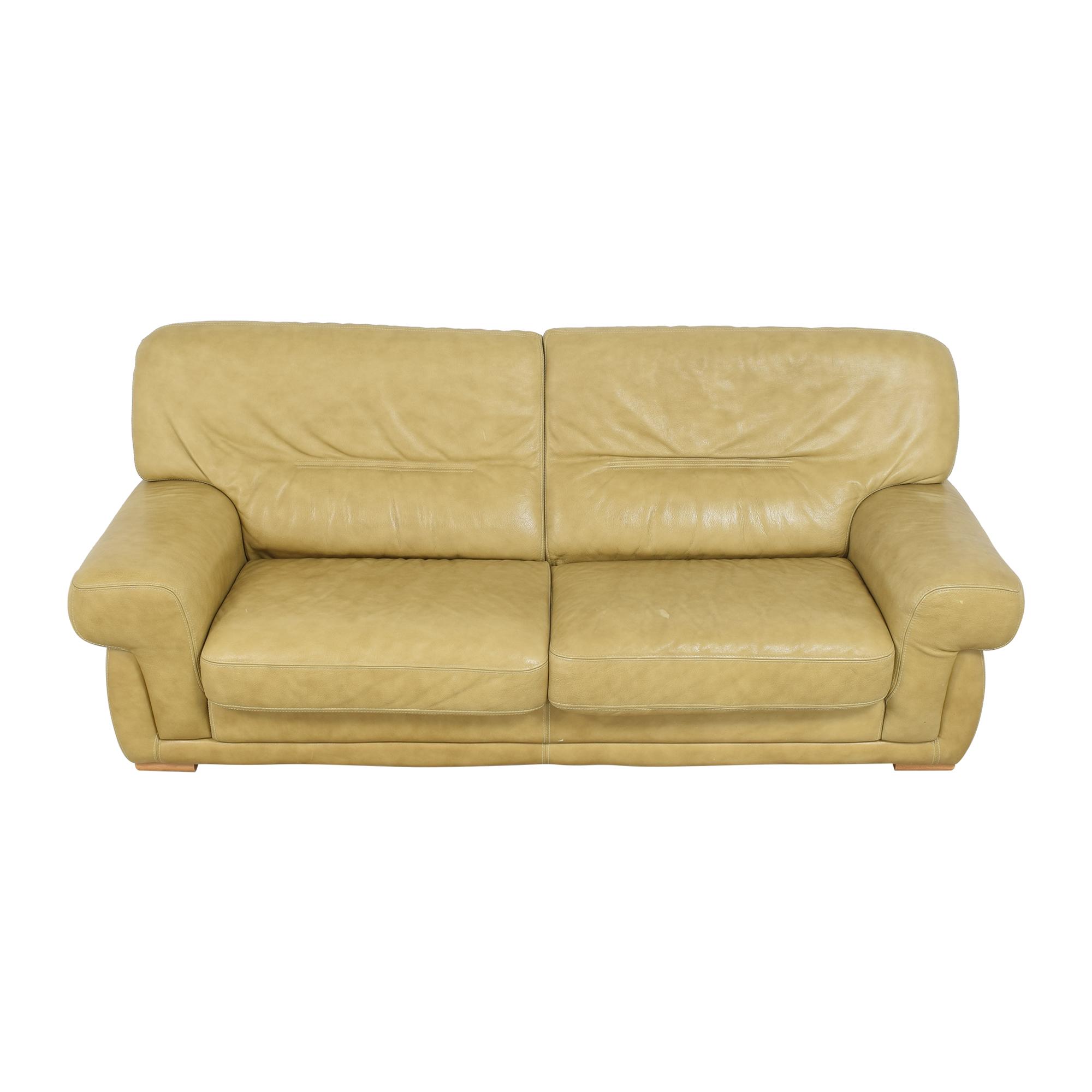 Formitalia Formitalia Two Cushion Sofa for sale