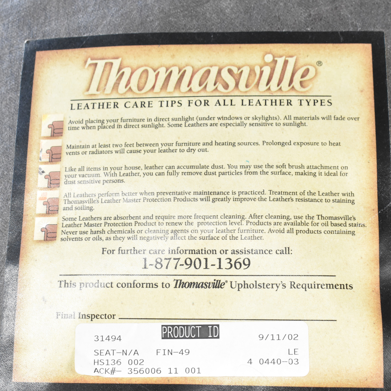 Thomasville Thomasville Square Ottoman discount