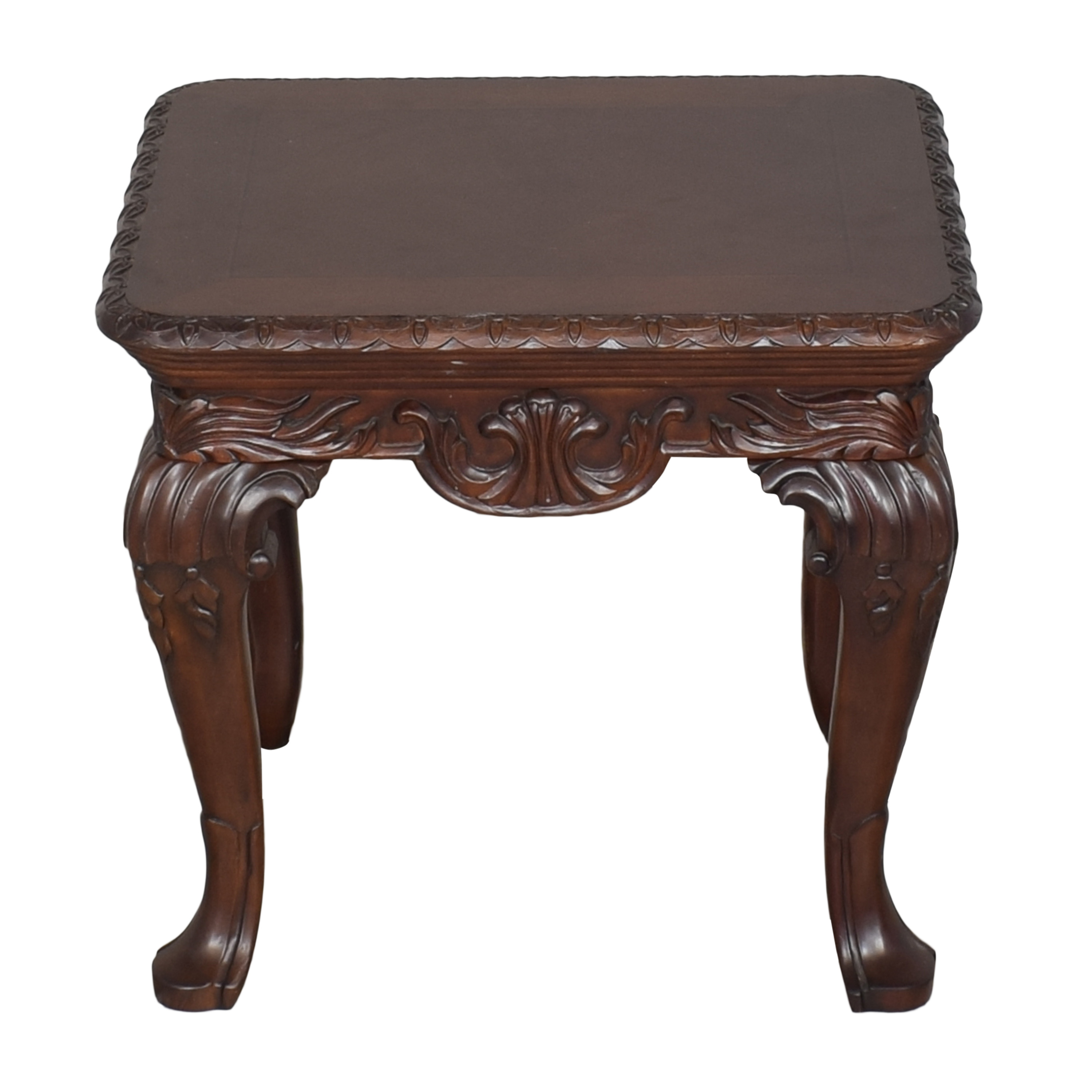 Thomasville Thomasville Carved Side Table price