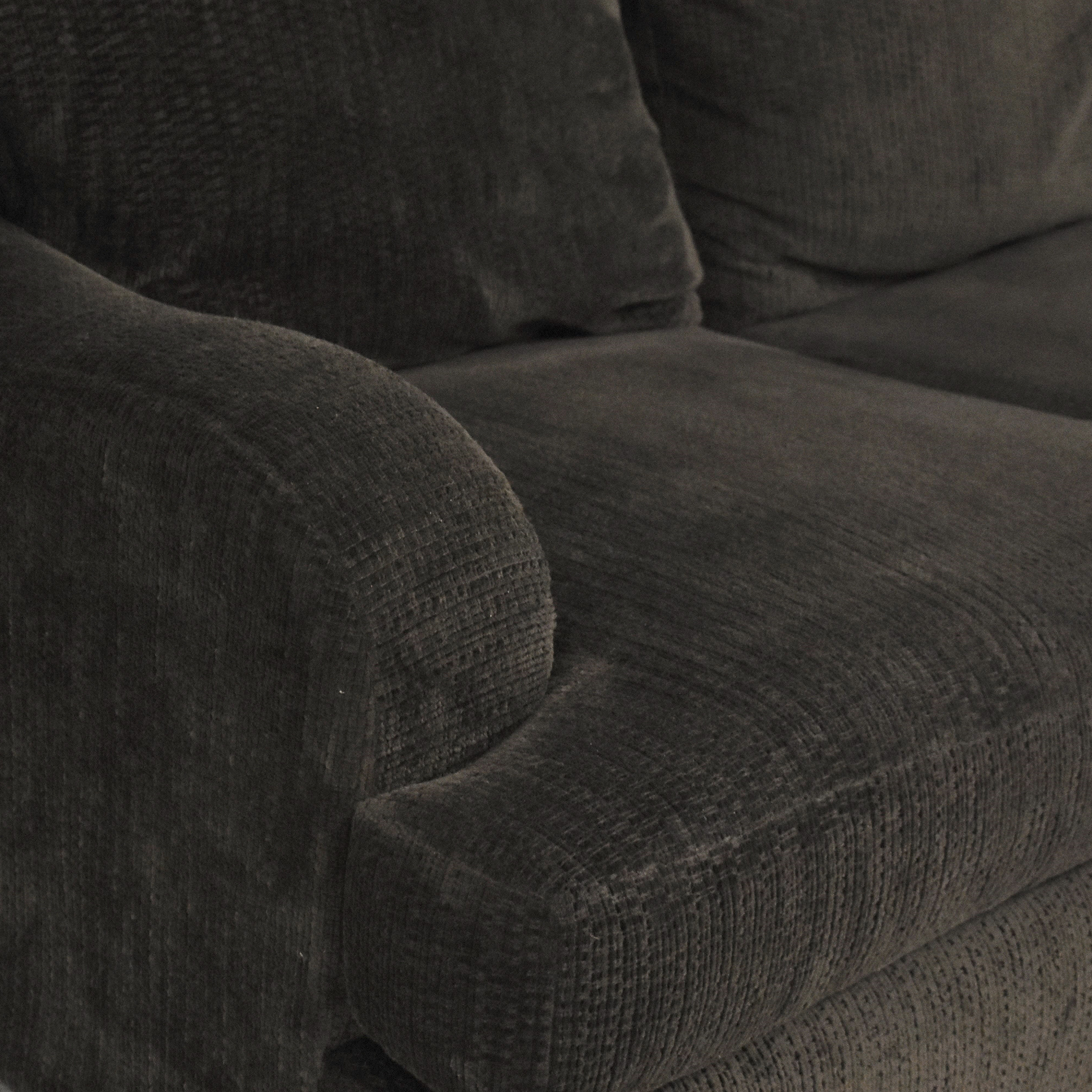 Raymour & Flanigan Raymour & Flanigan Three Cushion Sofa nyc
