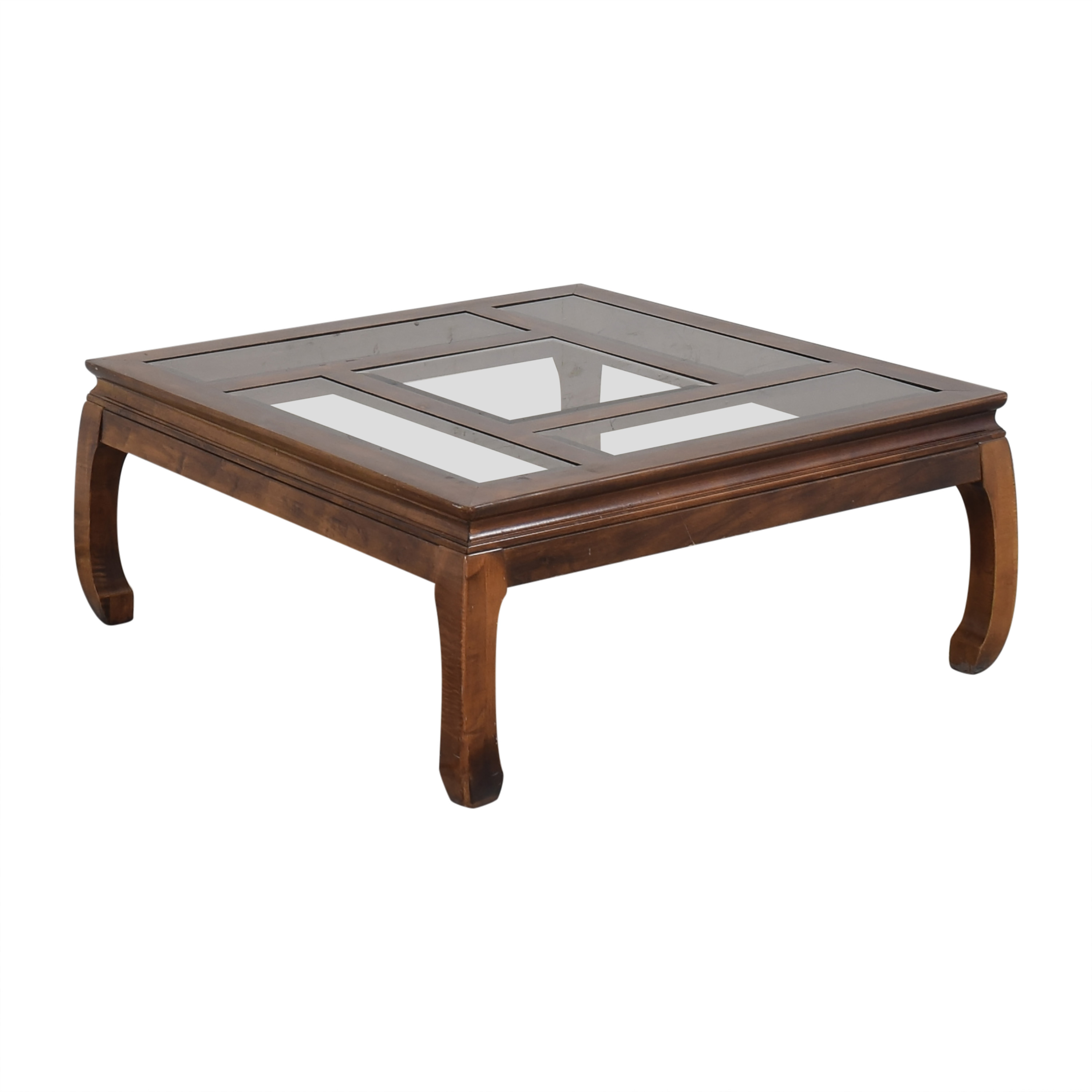 Square Top Coffee Table ma