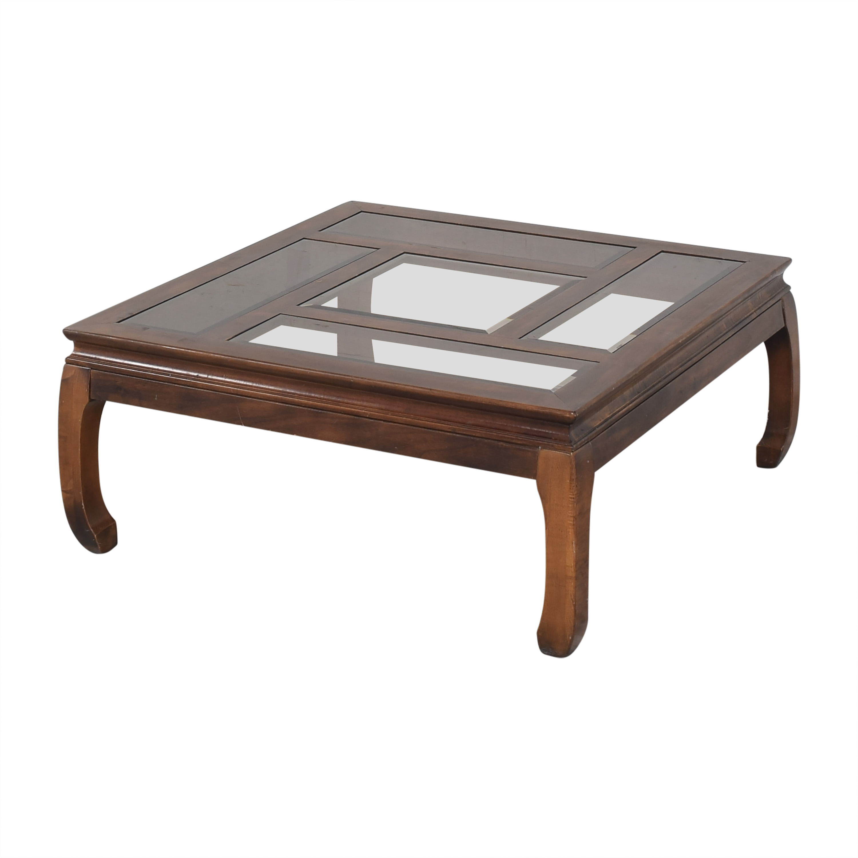 Square Top Coffee Table ct