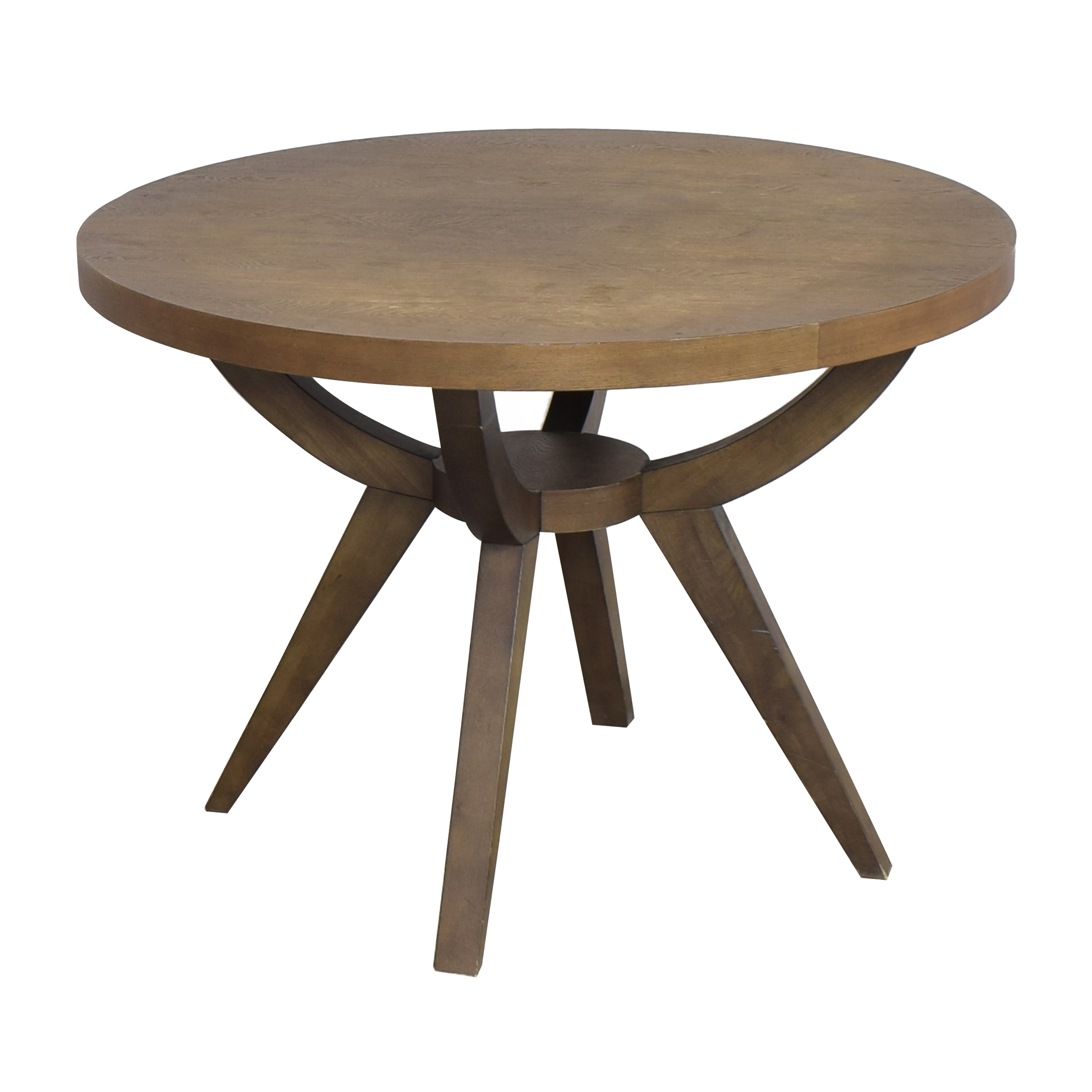 West Elm Arc Base Pedestal Dining Table West Elm