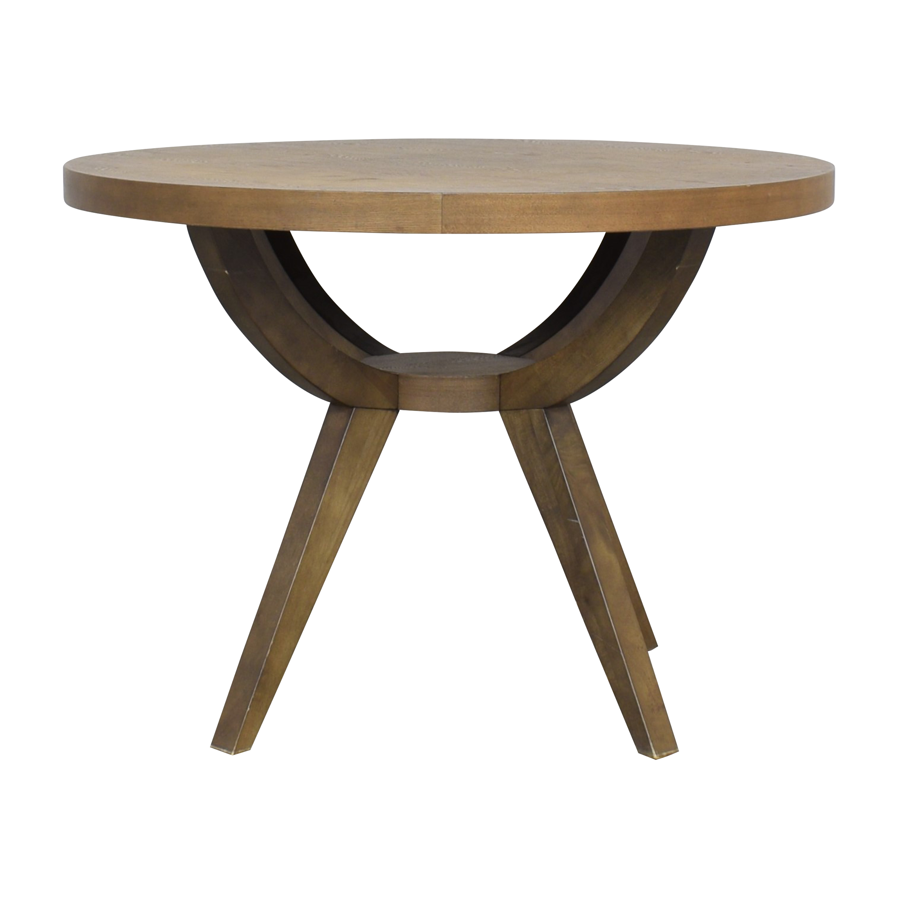 West Elm West Elm Arc Base Pedestal Dining Table used