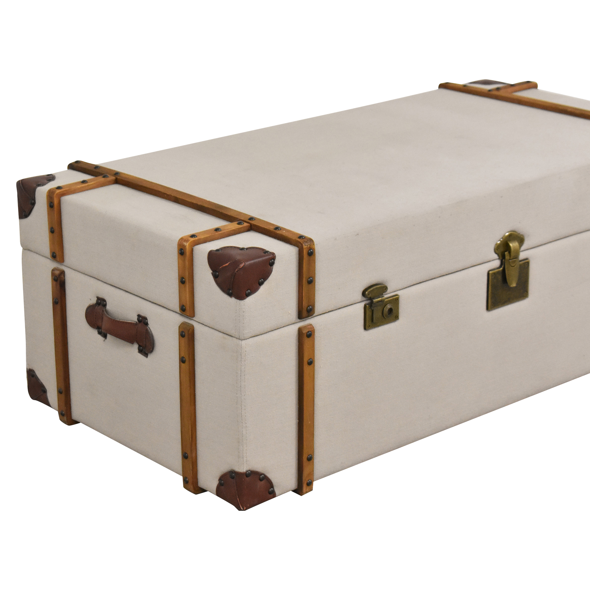 Overstock Overstock Journey Trunk Coffee Table ma