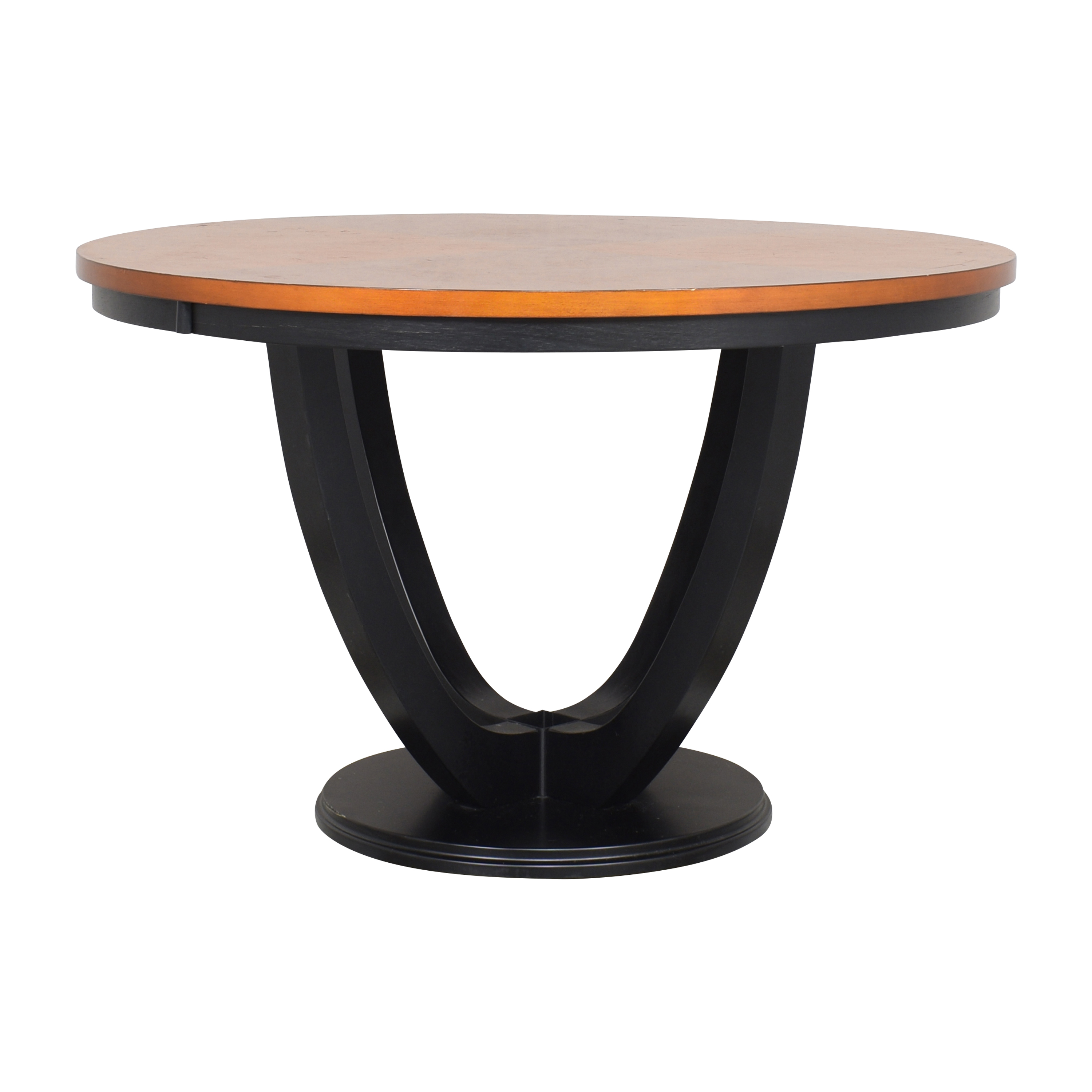 Coaster Fine Furniture Coaster Fine Furniture Round Dining Table on sale
