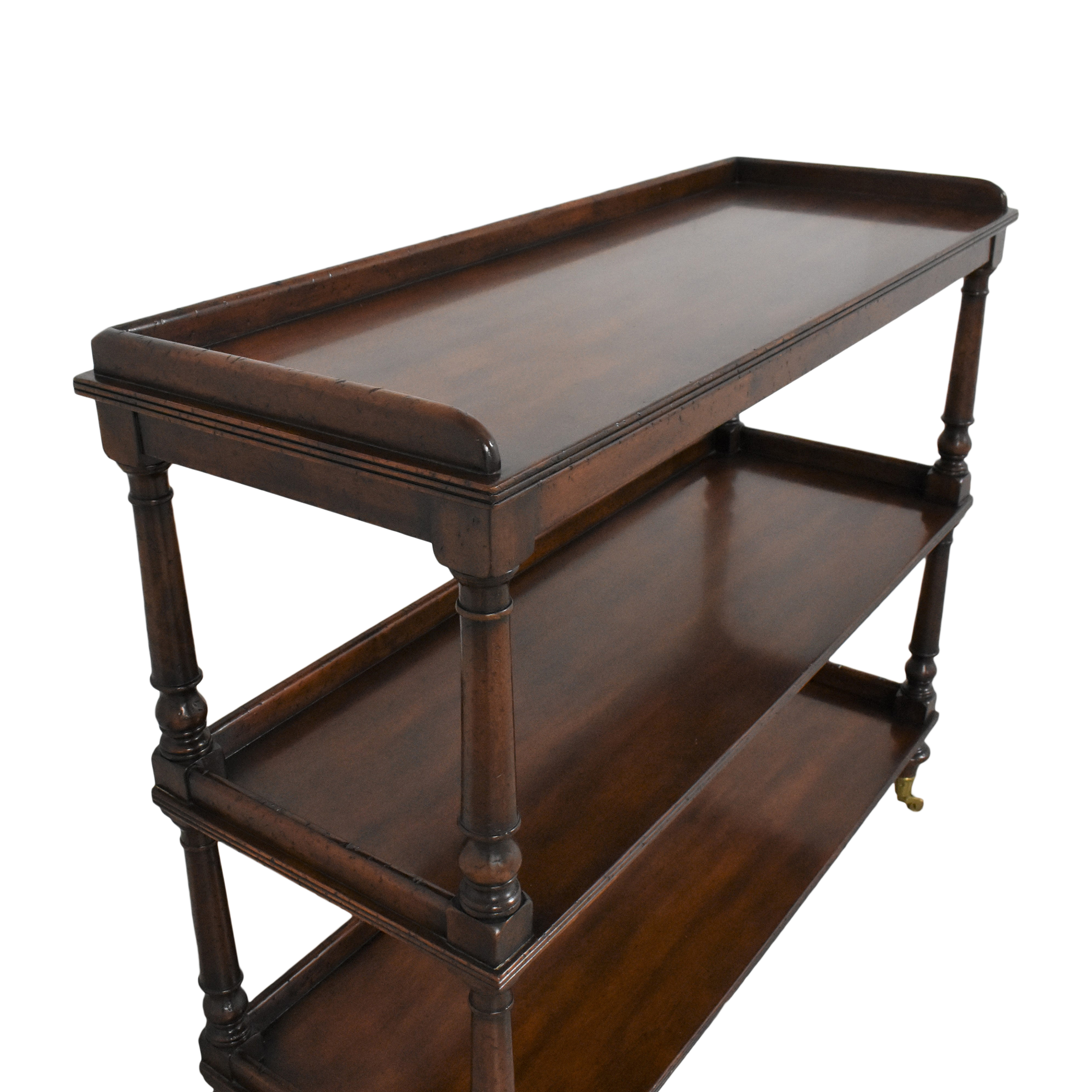 Three Tier Accent Table  ct