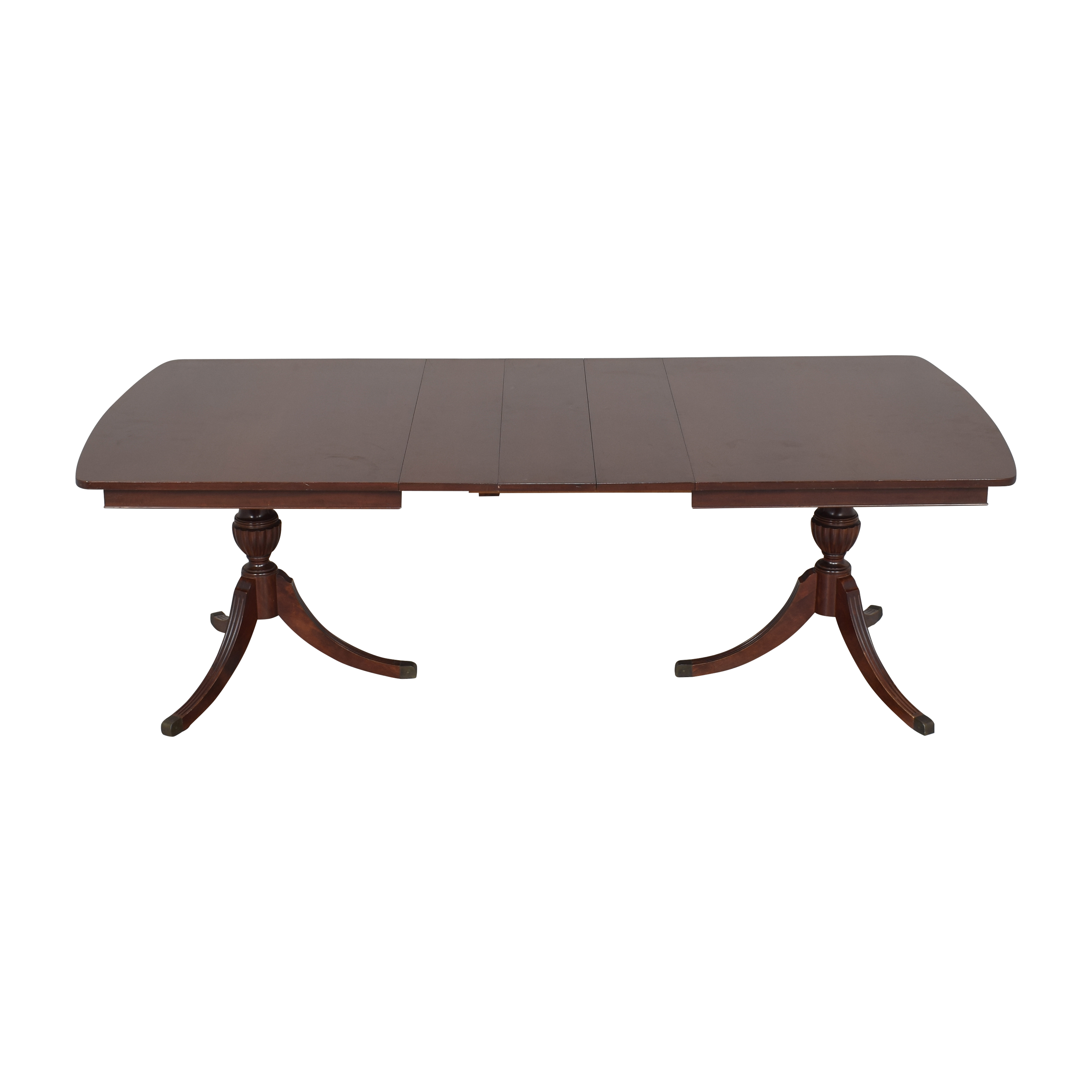 shop RWAY RWAY Double Pedestal Dining Table online