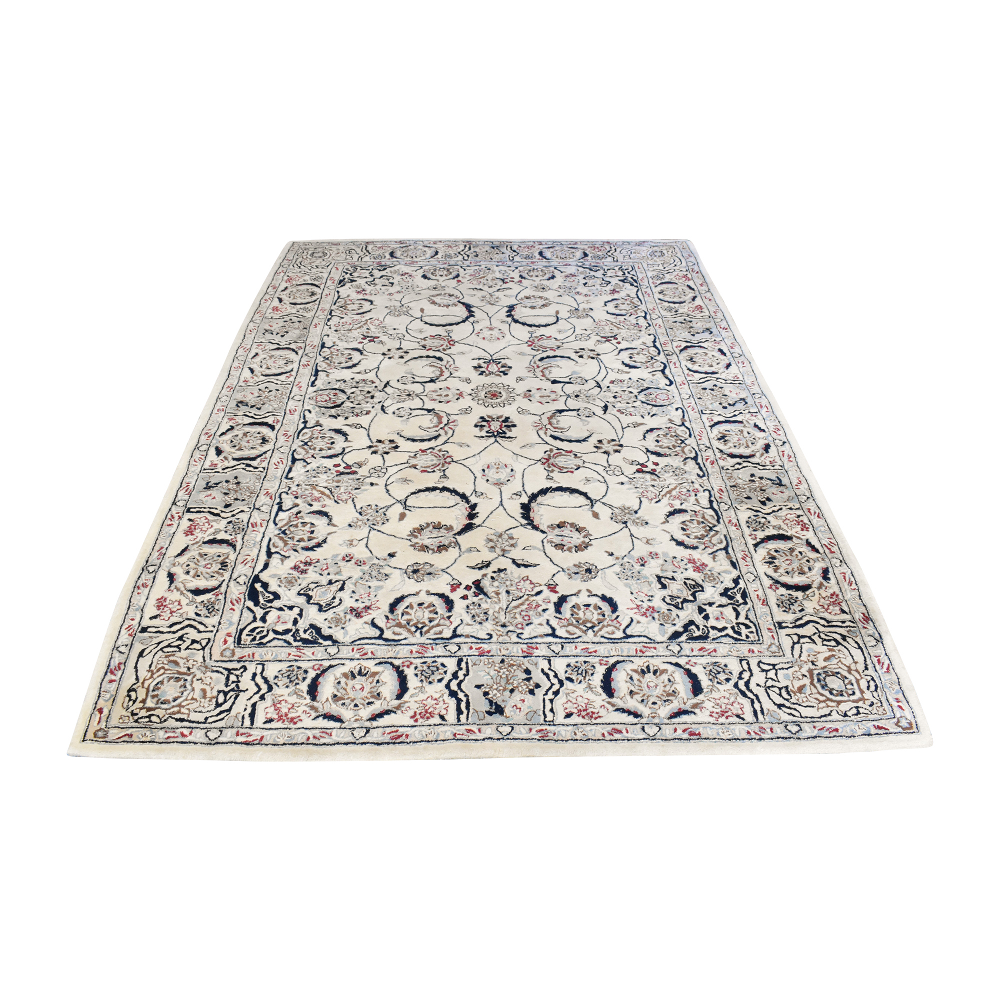 Patterned Area Rug / Rugs