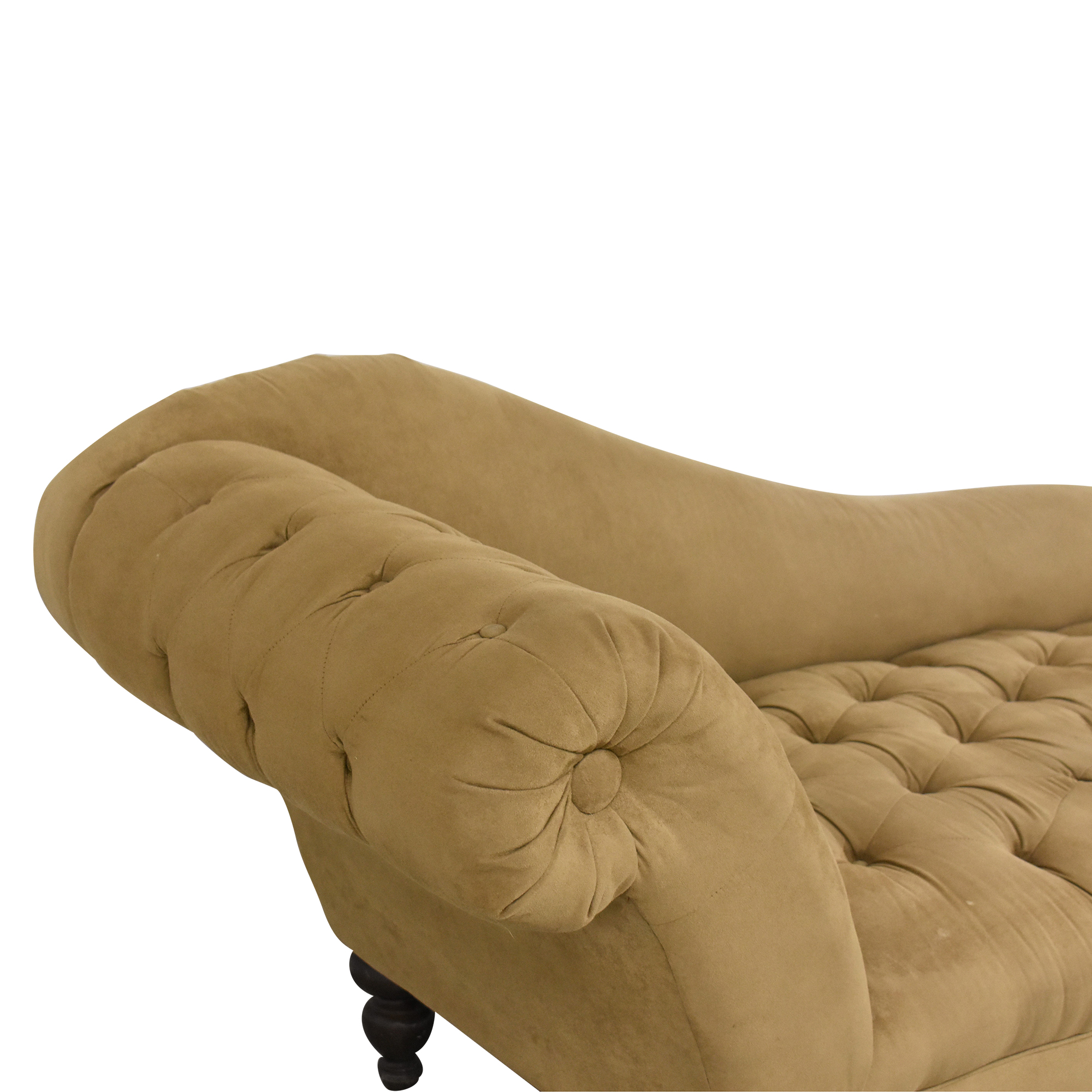 Tufted Chaise Lounge price