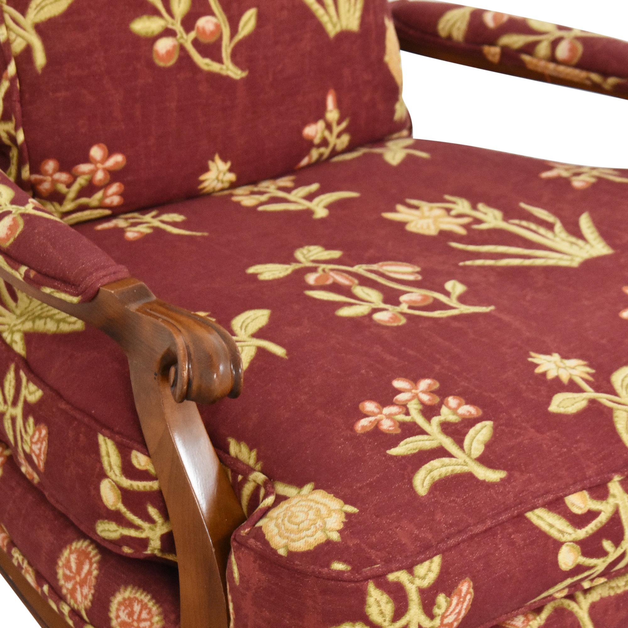 buy  Cushioned Accent Chair online