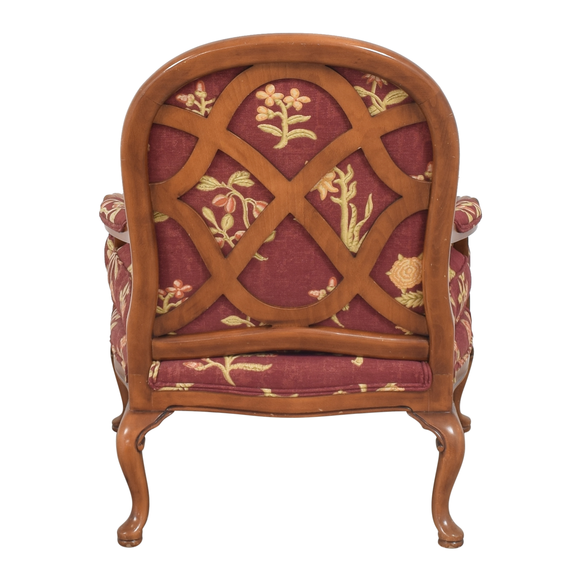 Cushioned Accent Chair price