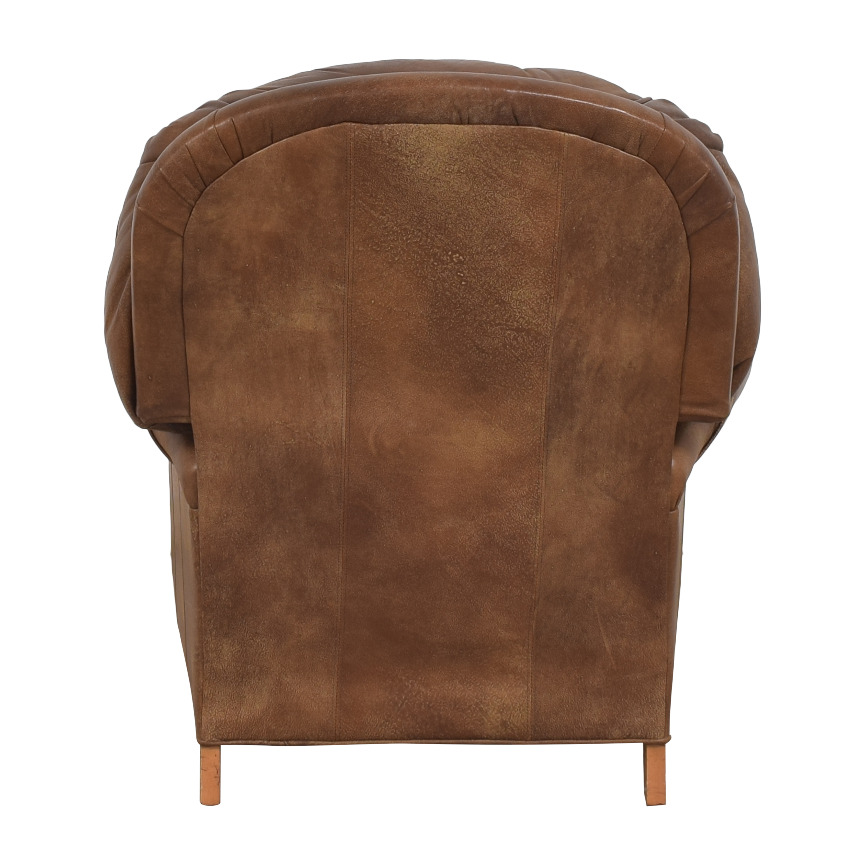 shop Thomasville Morgan Nailhead Recliner Thomasville Chairs
