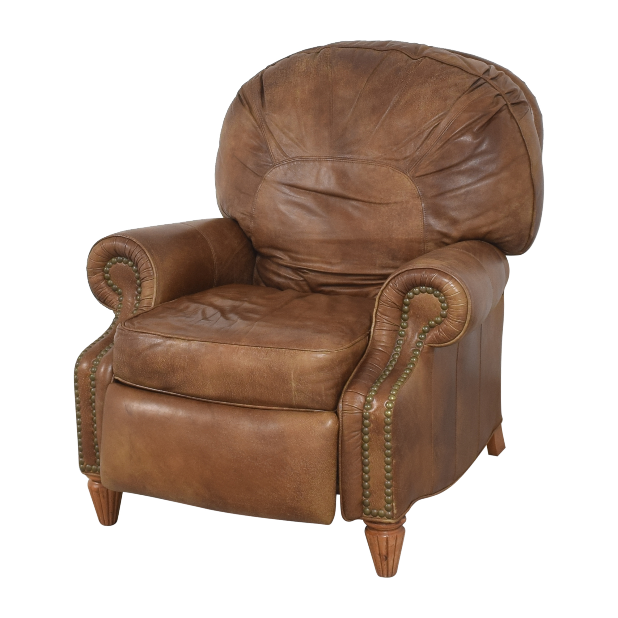 Thomasville Leather Morgan Recliner sale