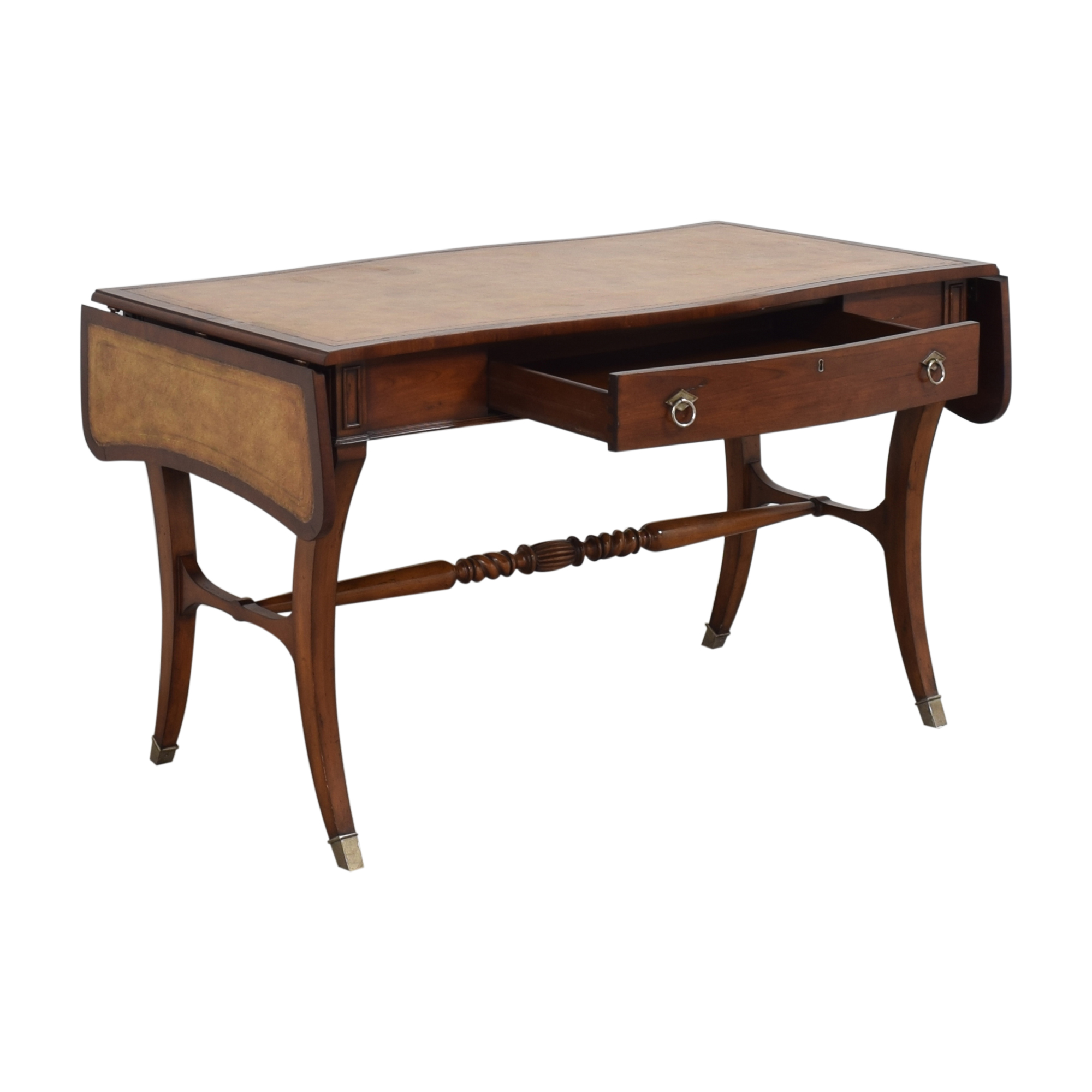 buy Thomasville Spencer Writing Table Thomasville Home Office Desks