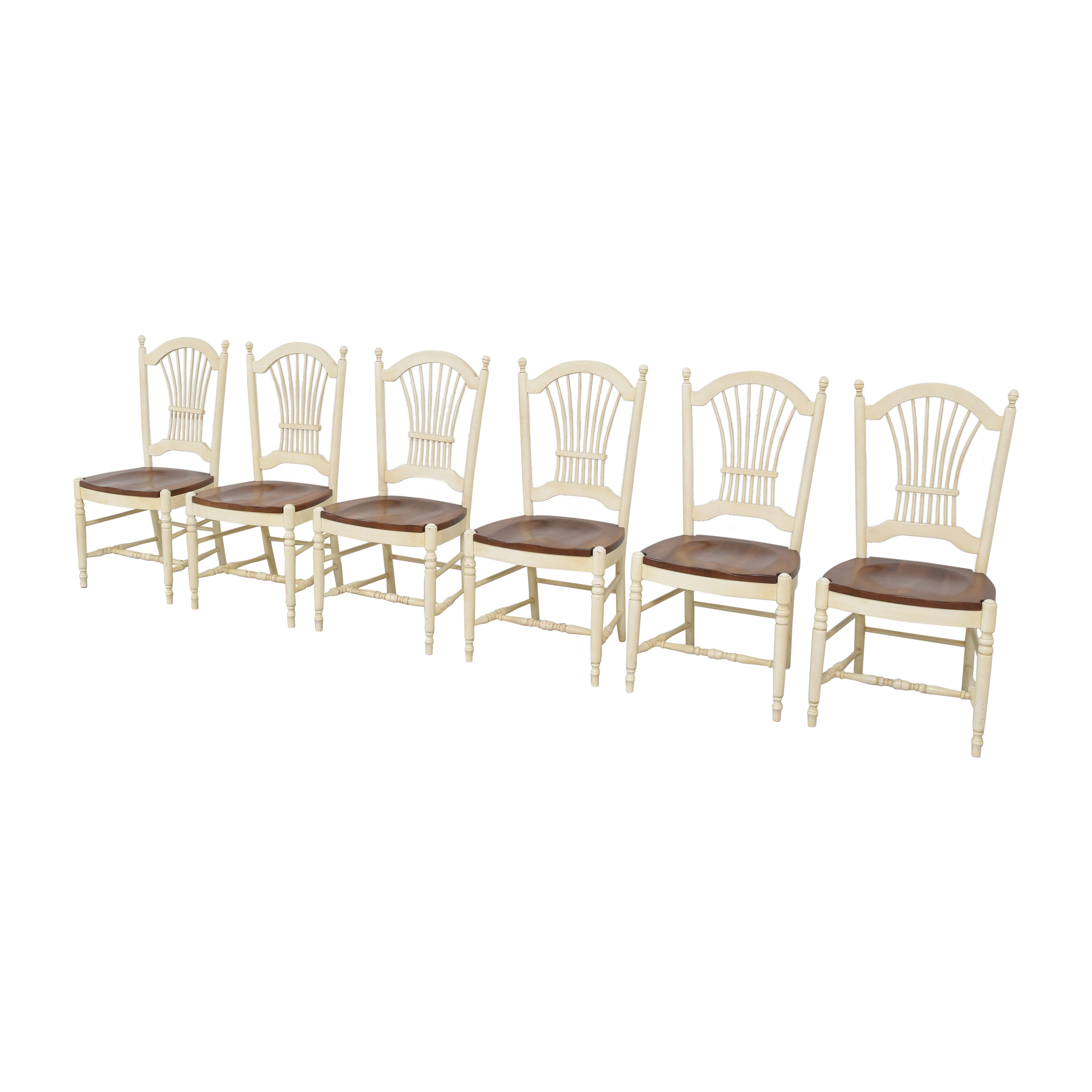 Ethan Allen Ethan Allen Country French Dining Chairs coupon