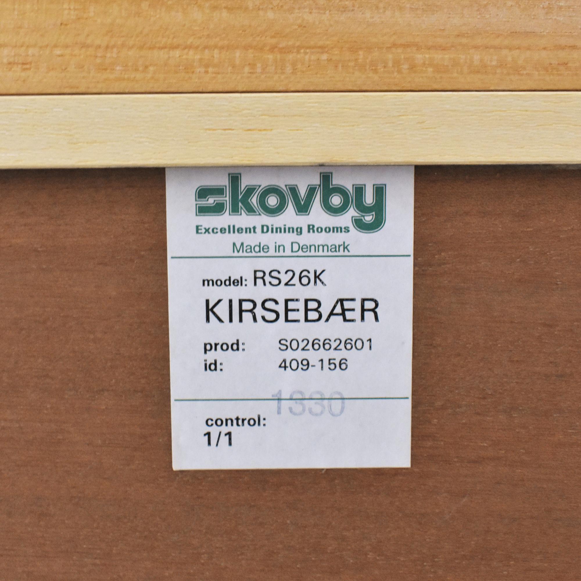 Skovby Mid Century Sideboard Skovby