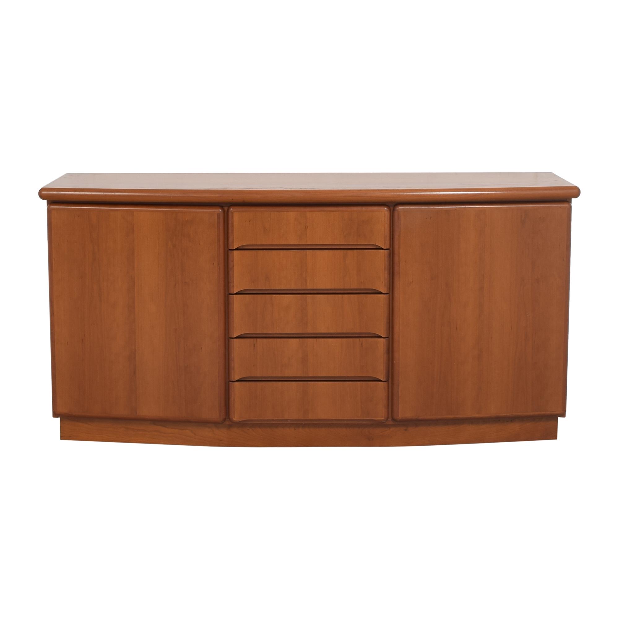 buy Skovby Mid Century Sideboard Skovby Cabinets & Sideboards