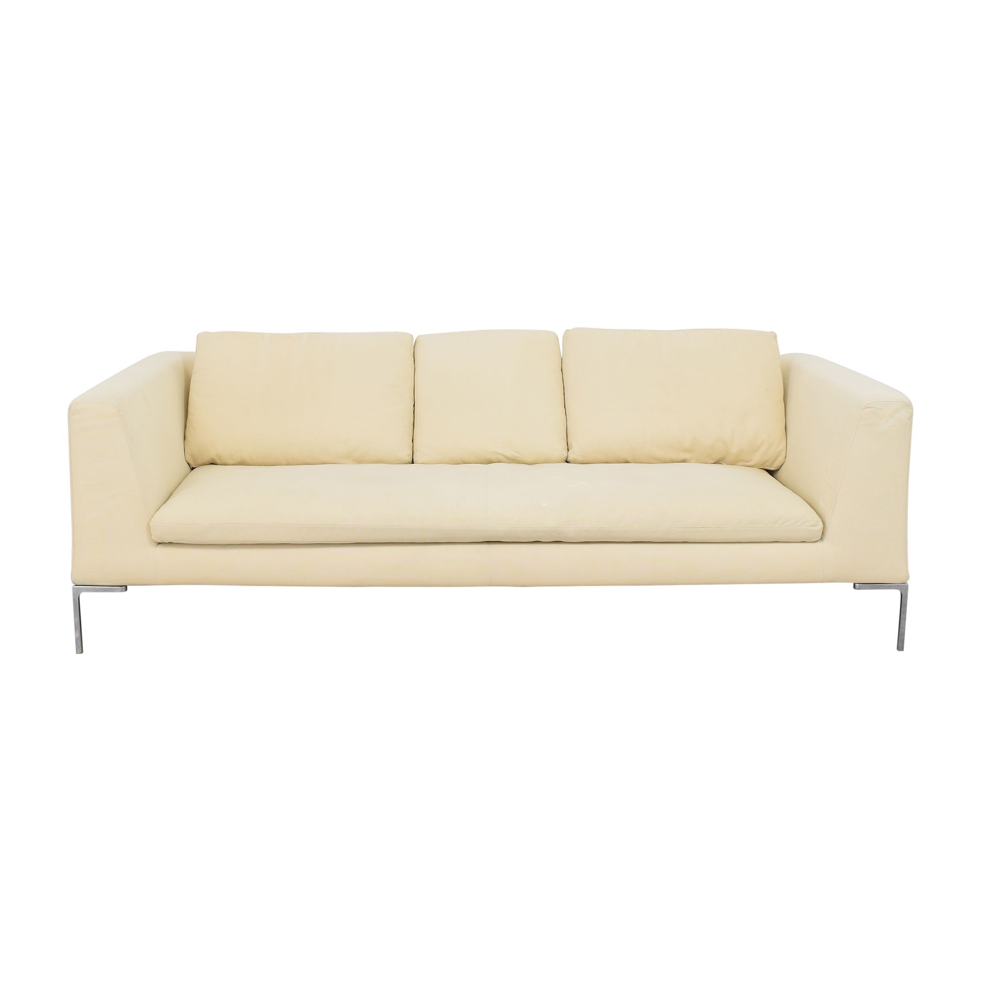 B&B Italia Charles Sofa sale