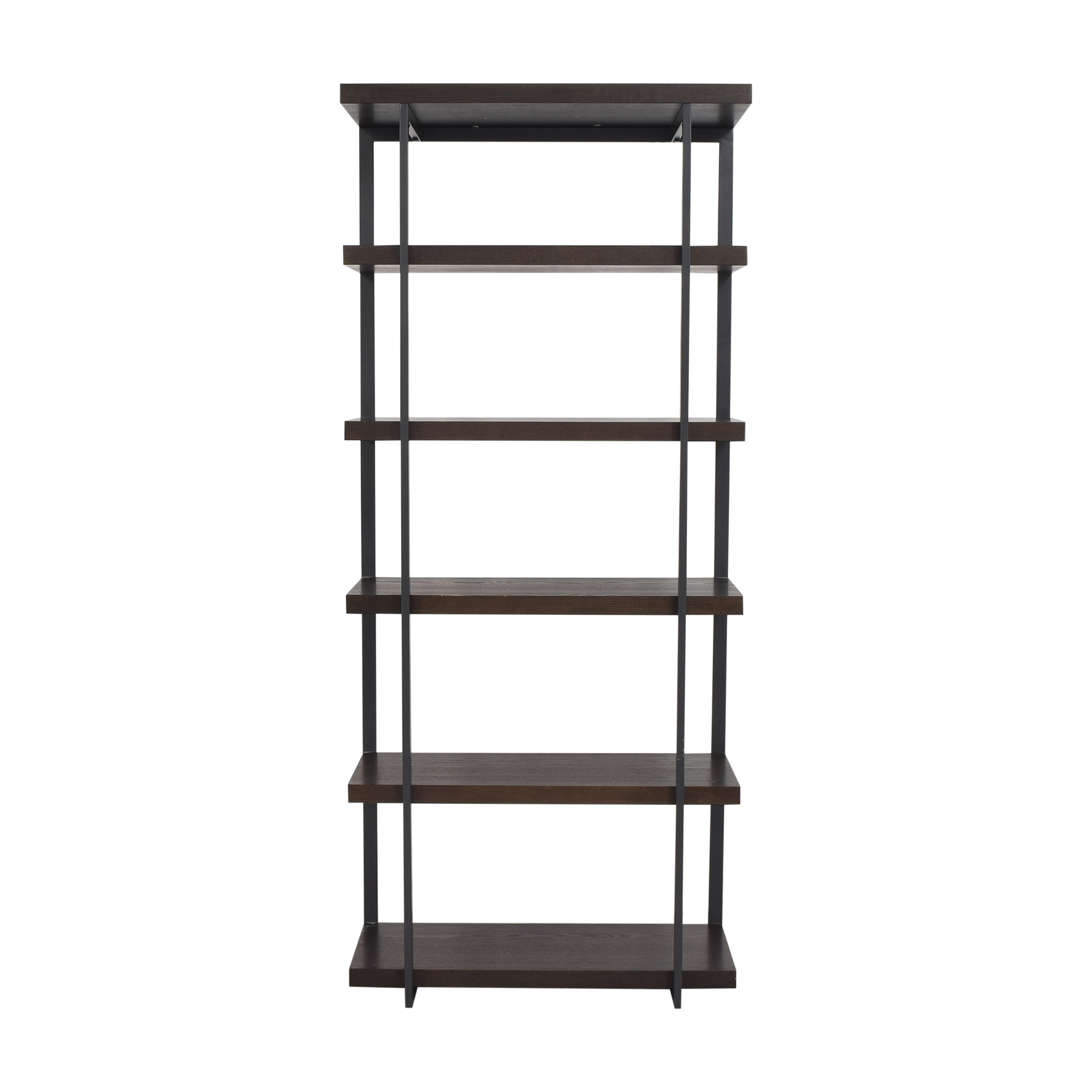 West Elm West Elm Flat Bar Bookcase ma