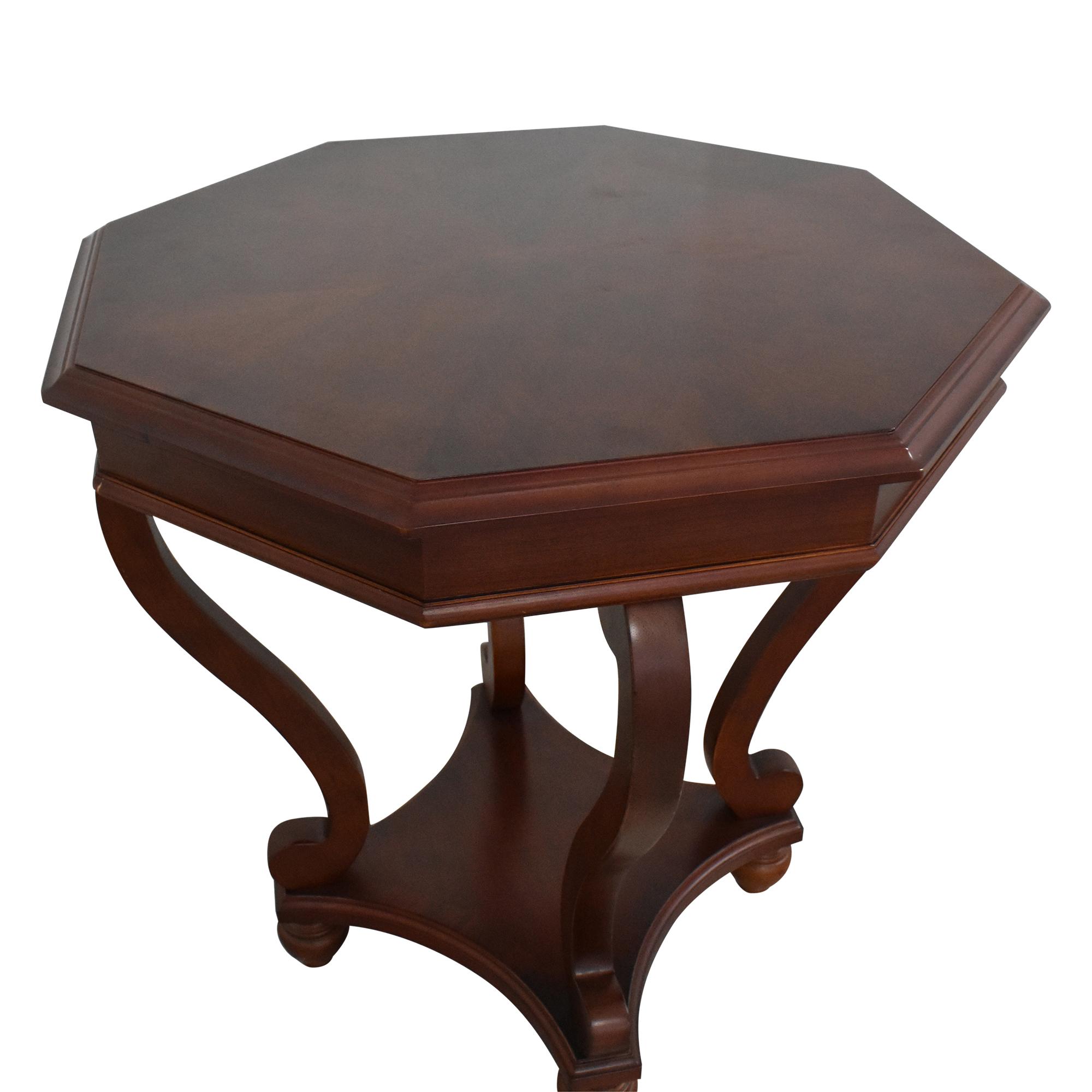buy Bombay Company Octagonal Accent Table Bombay Company