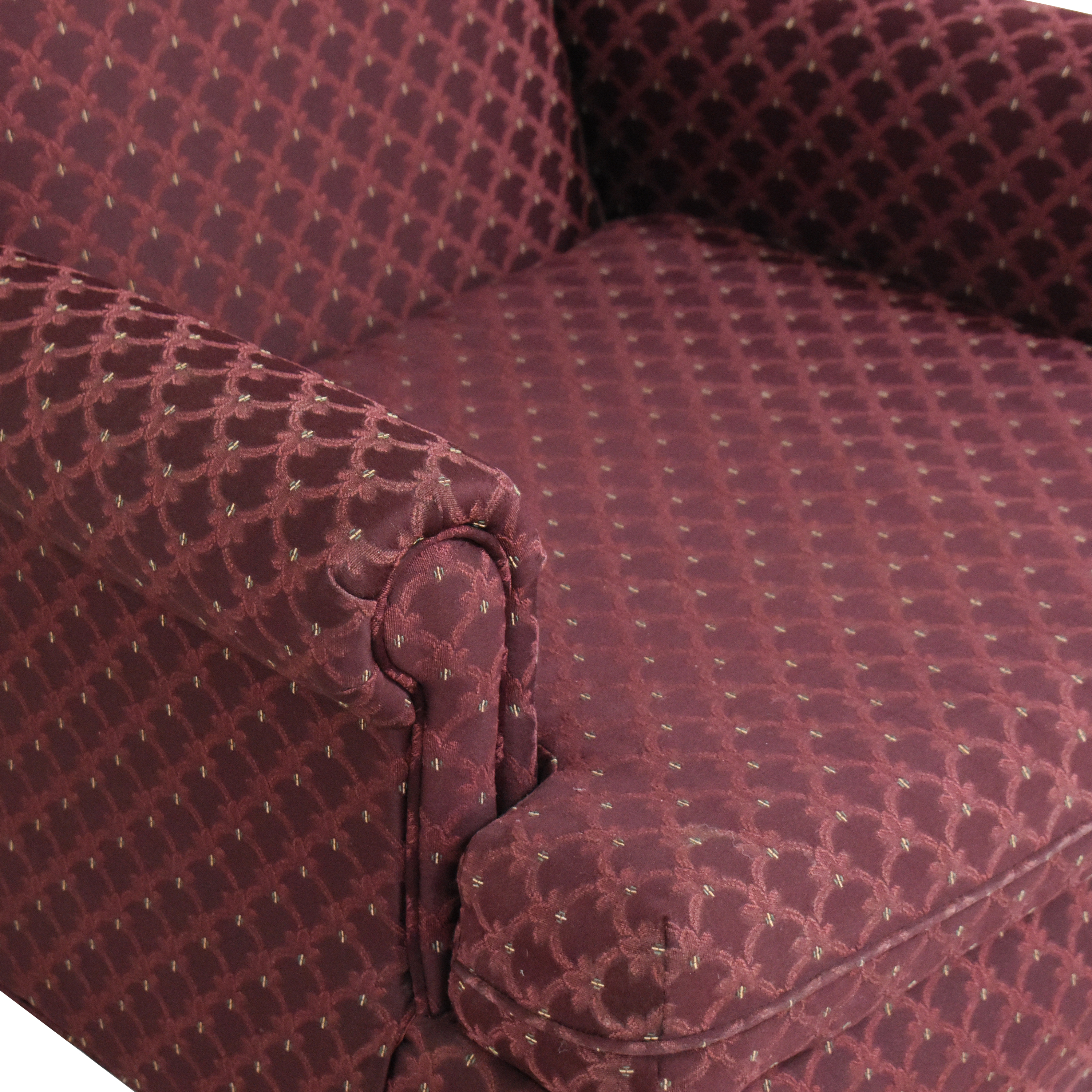 Golden Chair Golden Chair Wing Back Accent Chair coupon
