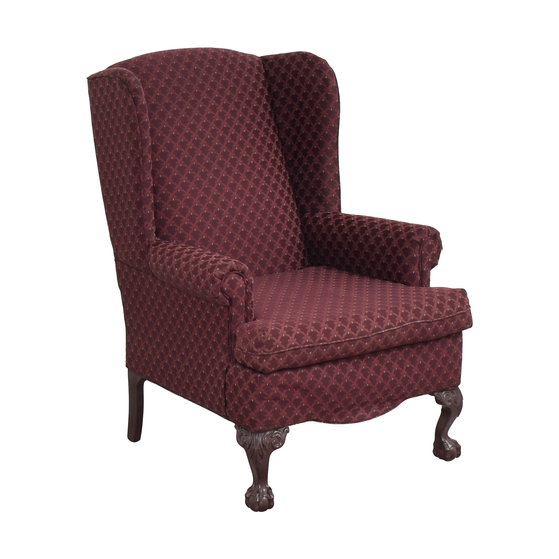 Golden Chair Golden Chair Wing Back Accent Chair nj