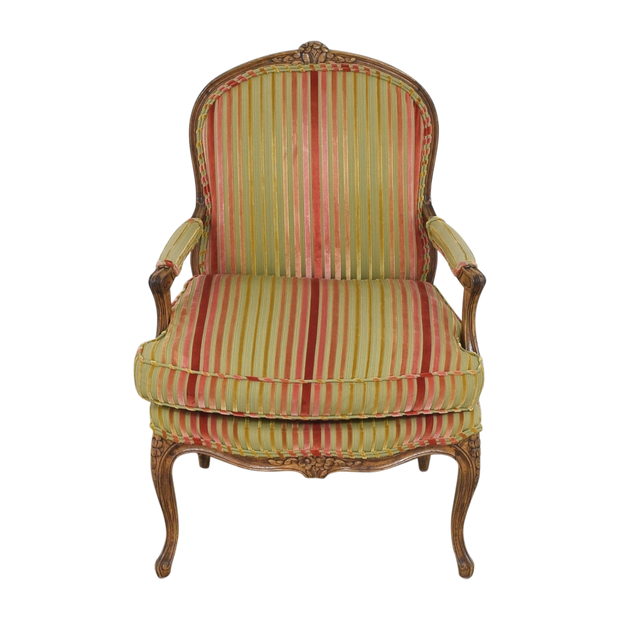 French-Style Accent Chair multi