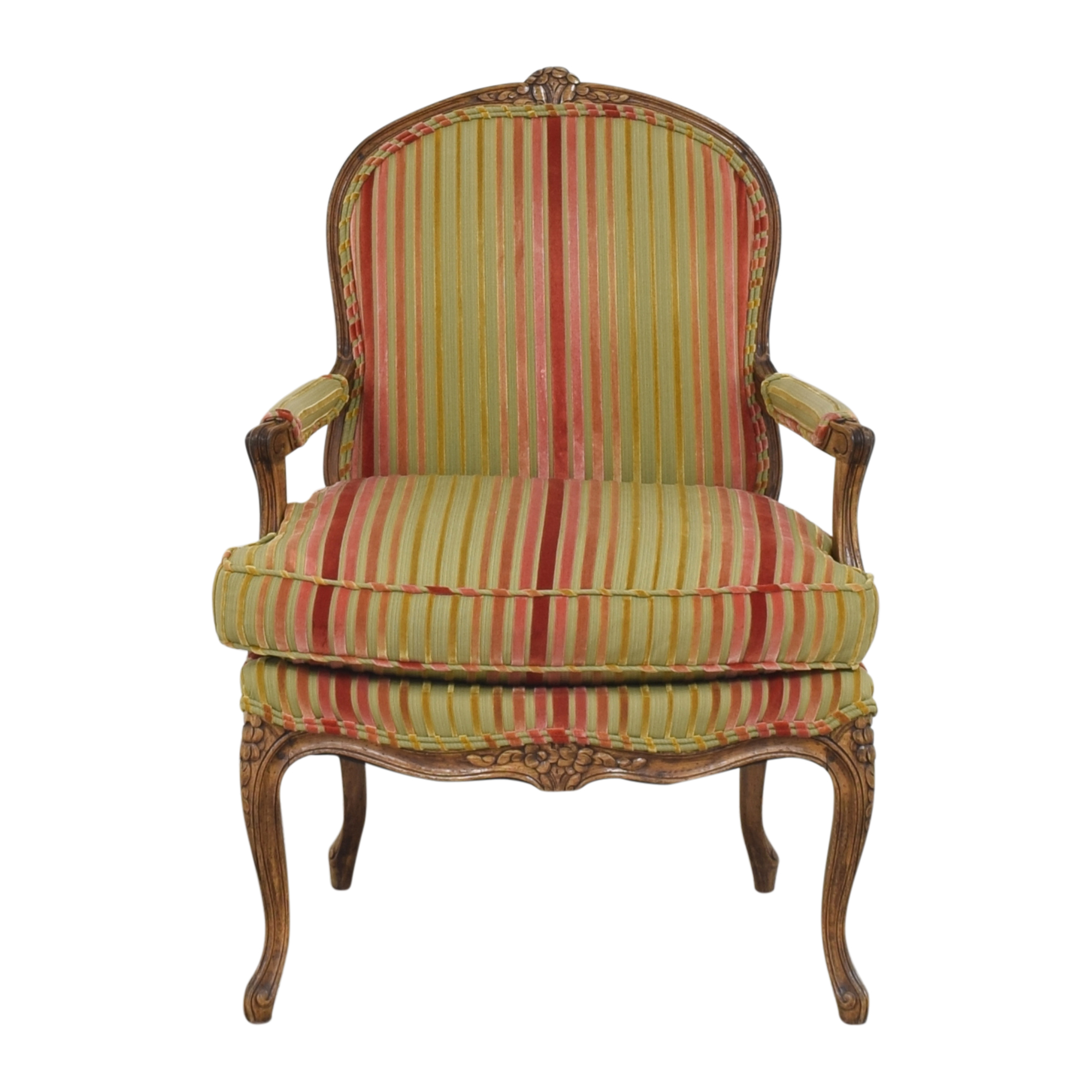 French-Style Accent Chair used